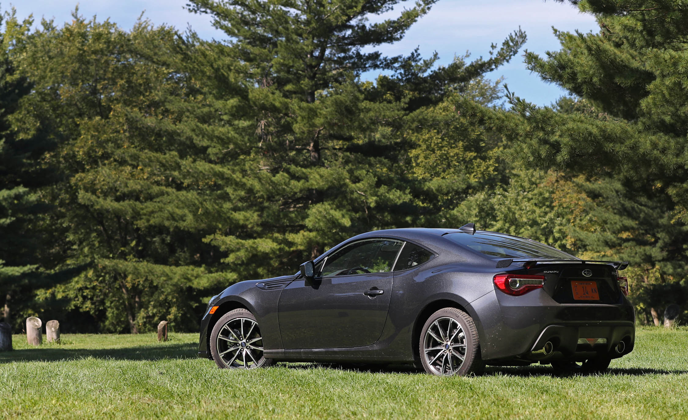 2017 Subaru BRZ Exterior Side And Rear Profile (Photo 10 of 27)