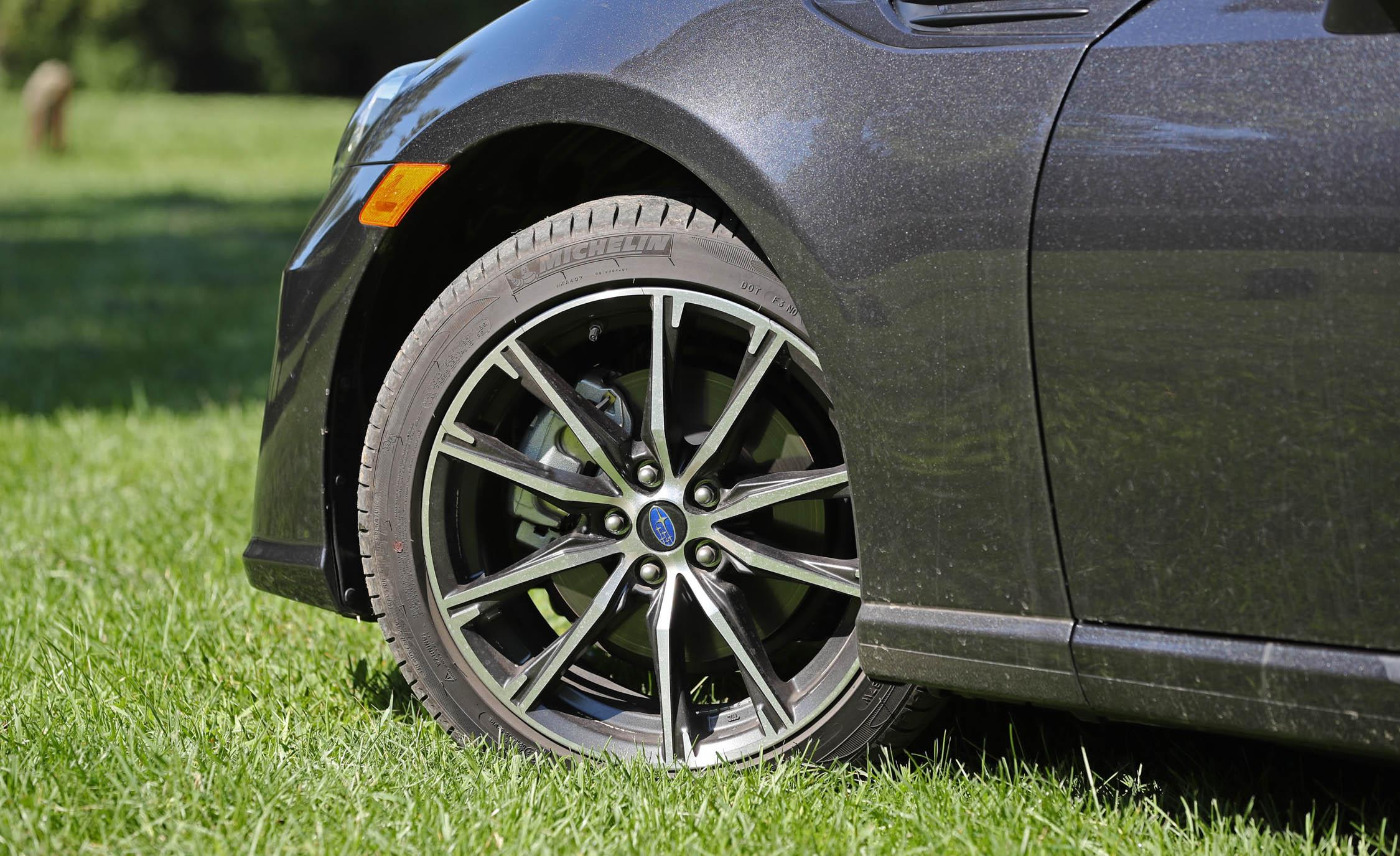 2017 Subaru BRZ Exterior View Wheel Profile (Photo 16 of 27)