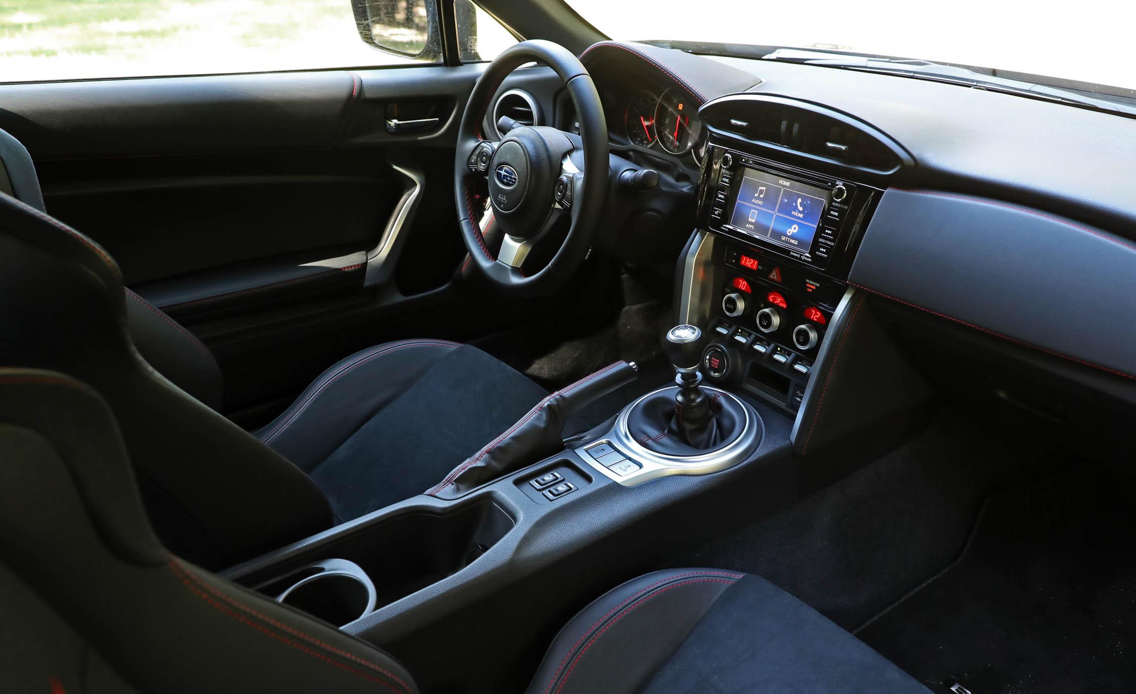 2017 Subaru BRZ Interior (Photo 17 of 27)