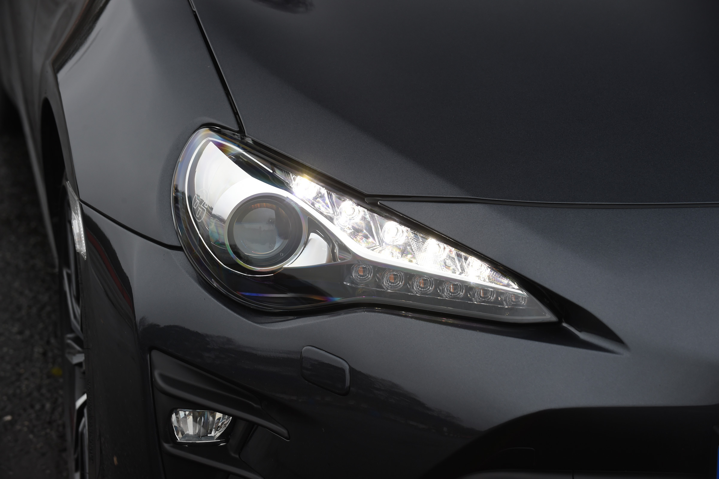 2017 Toyota GT86 Black Exterior View Headlight (Photo 10 of 13)