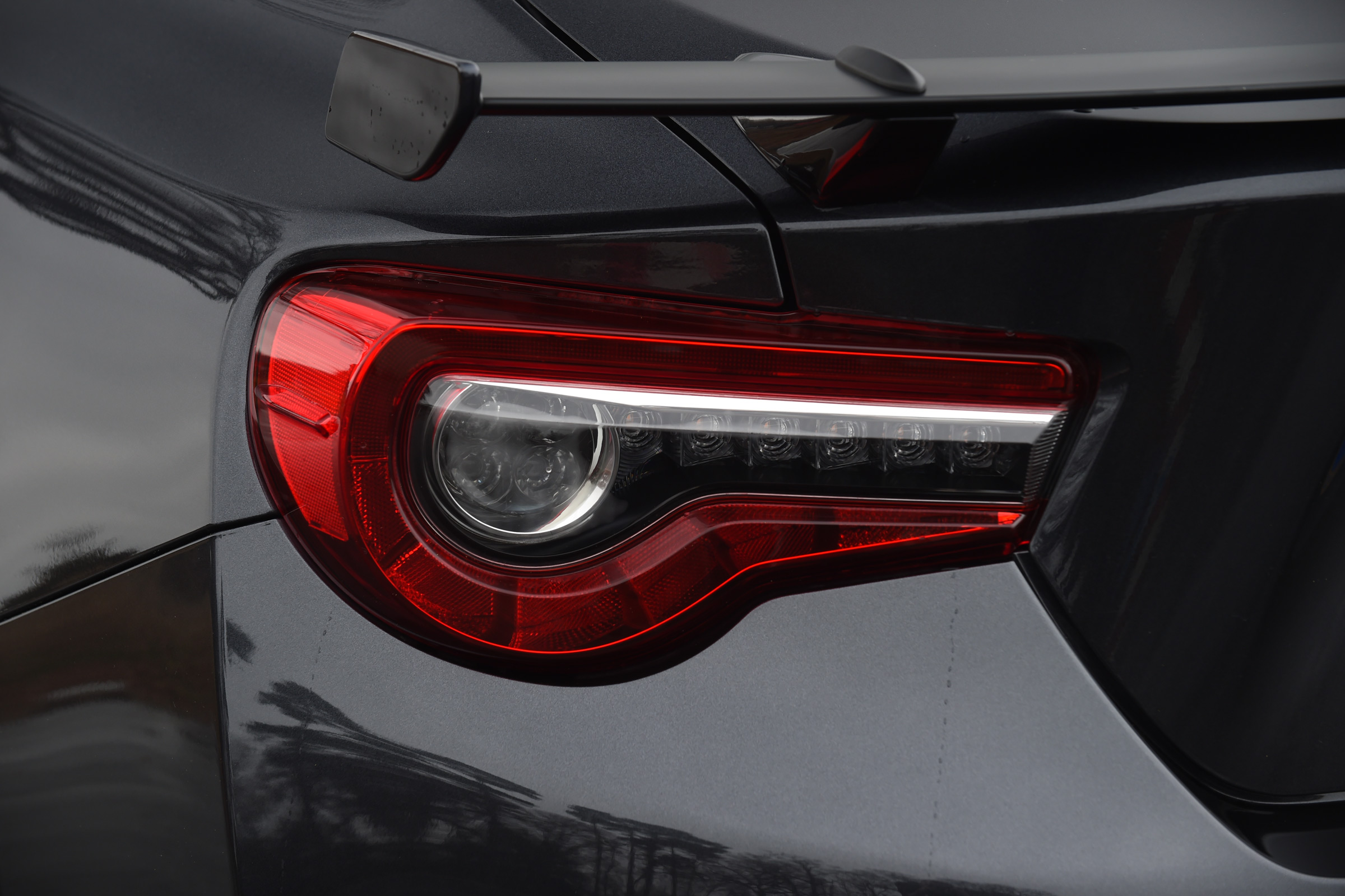 2017 Toyota GT86 Black Exterior View Taillight (View 13 of 13)