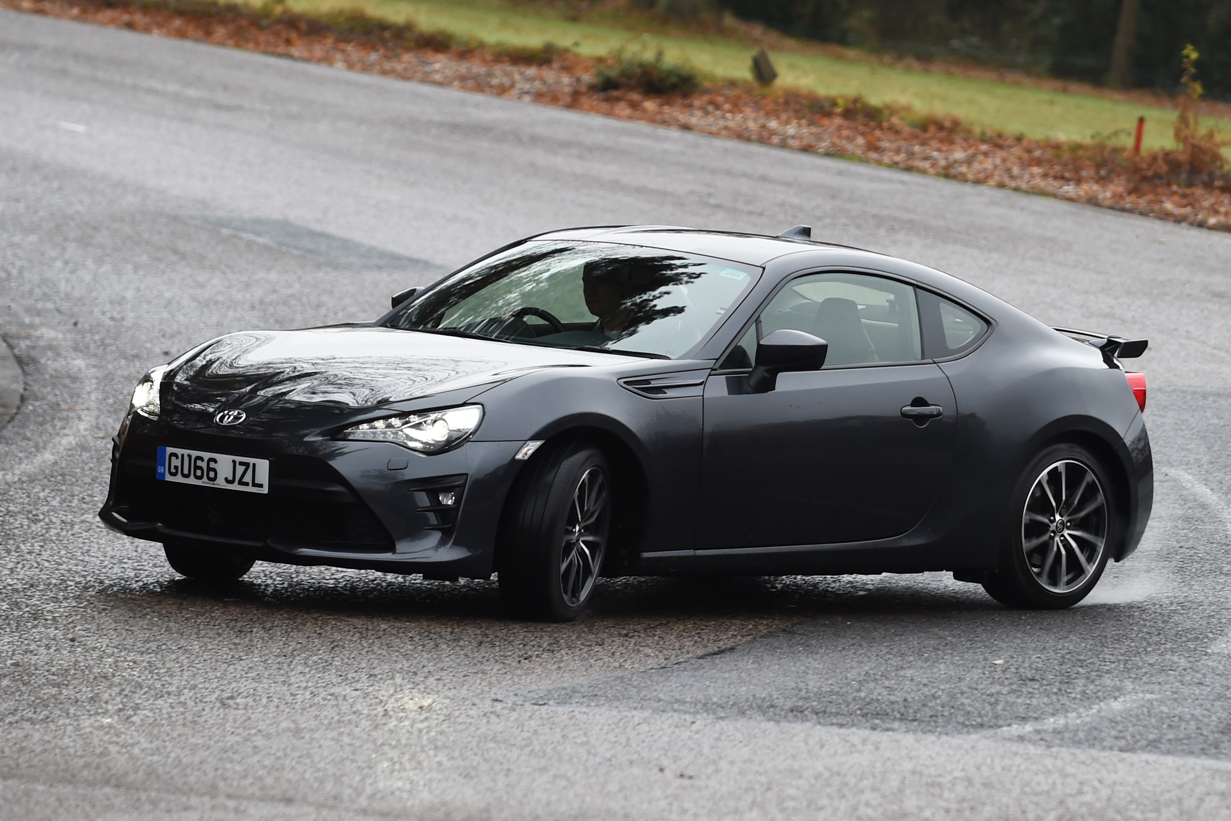 2017 Toyota GT86 Black (View 1 of 13)