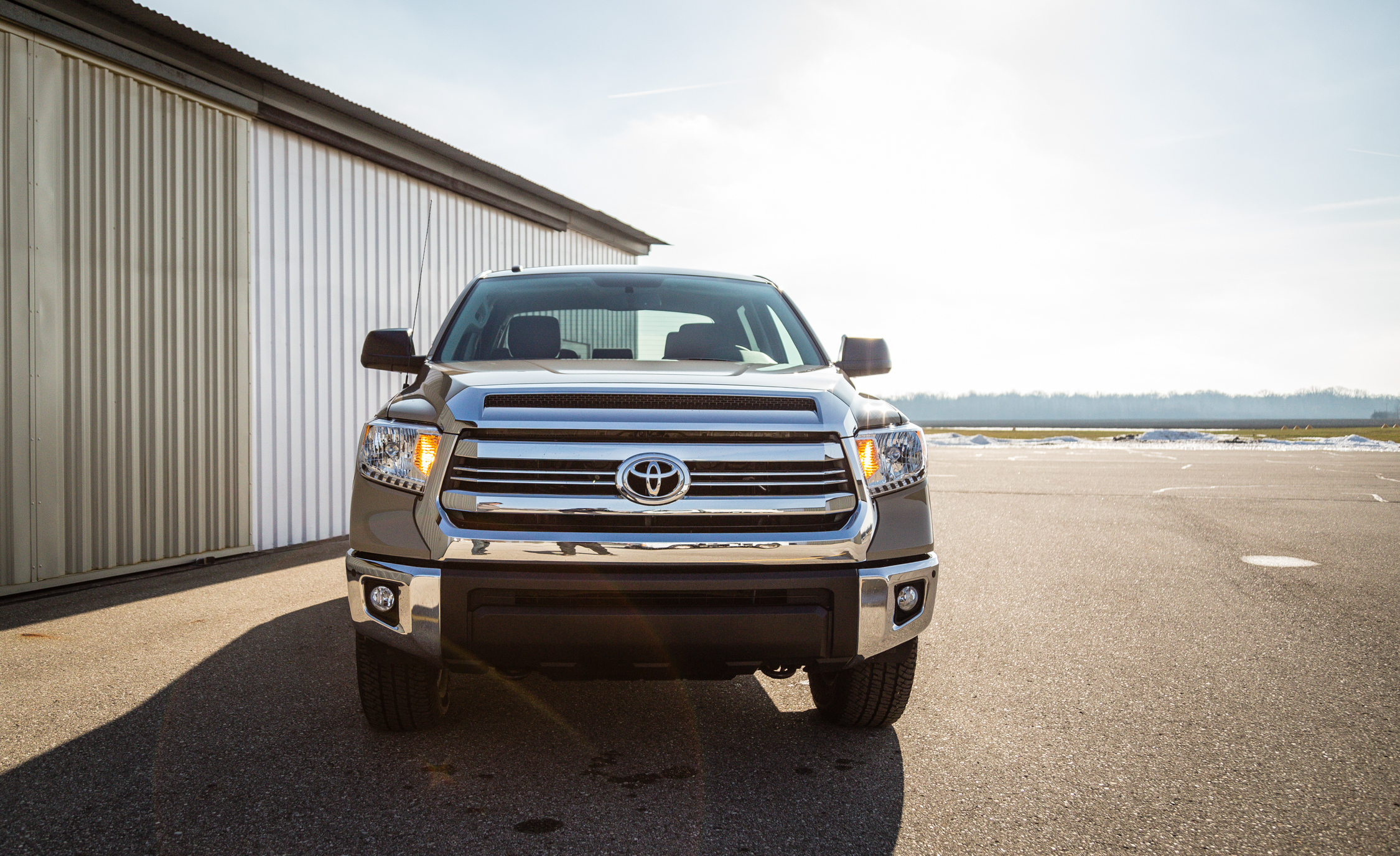 2017 Toyota Tundra Exterior Front (View 22 of 24)