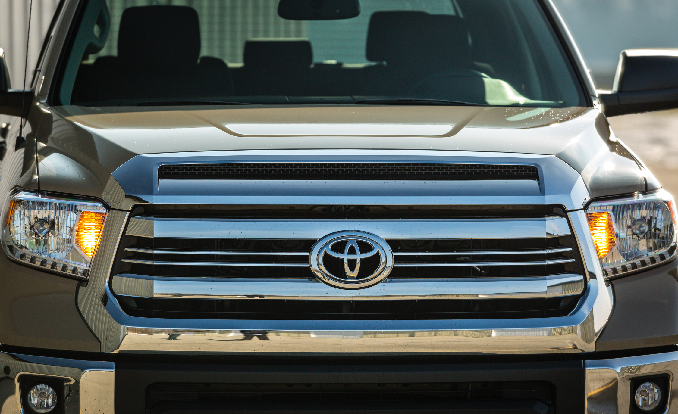 2017 Toyota Tundra Exterior View Grille (View 21 of 24)