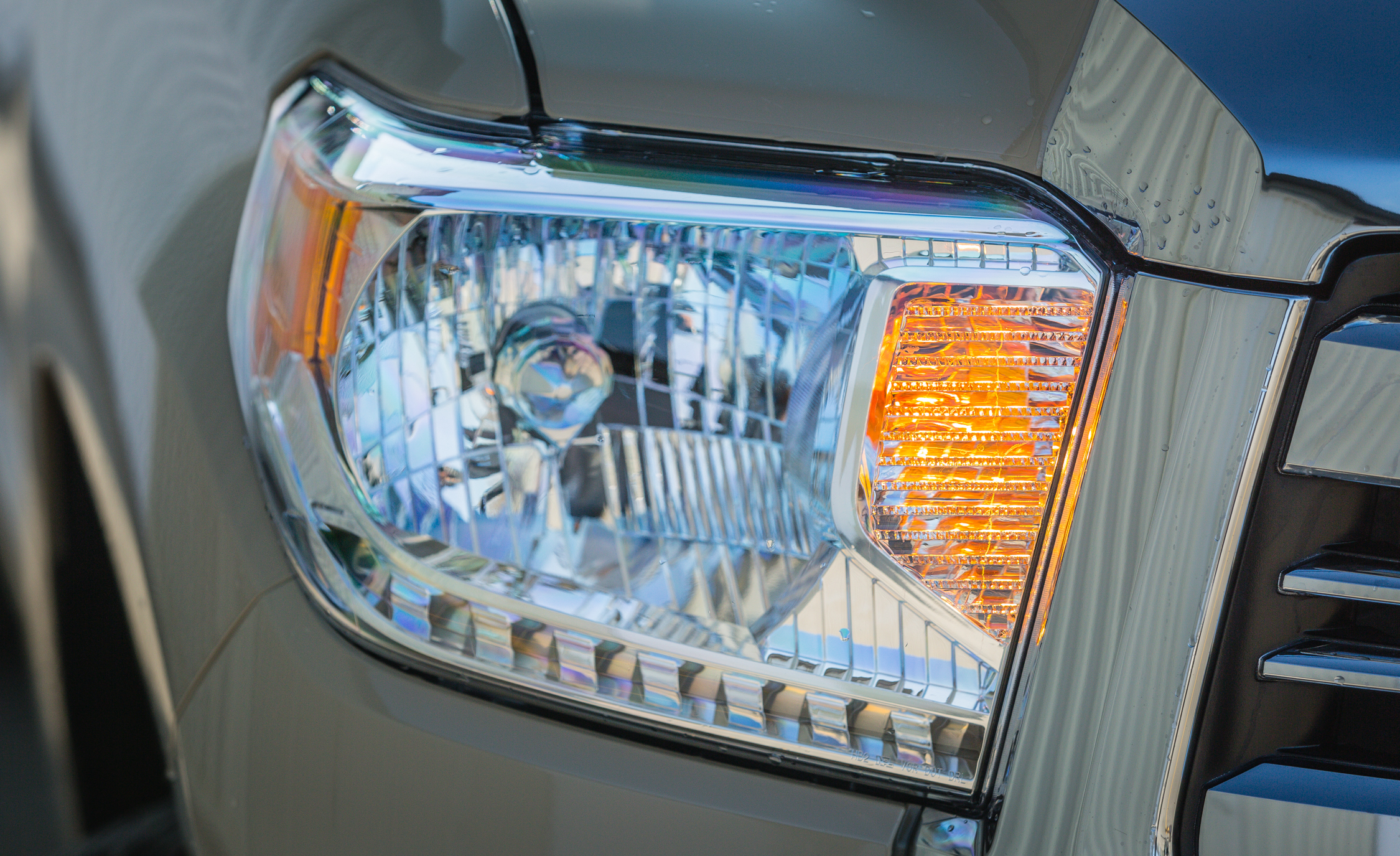 2017 Toyota Tundra Exterior View Headlight (View 18 of 24)