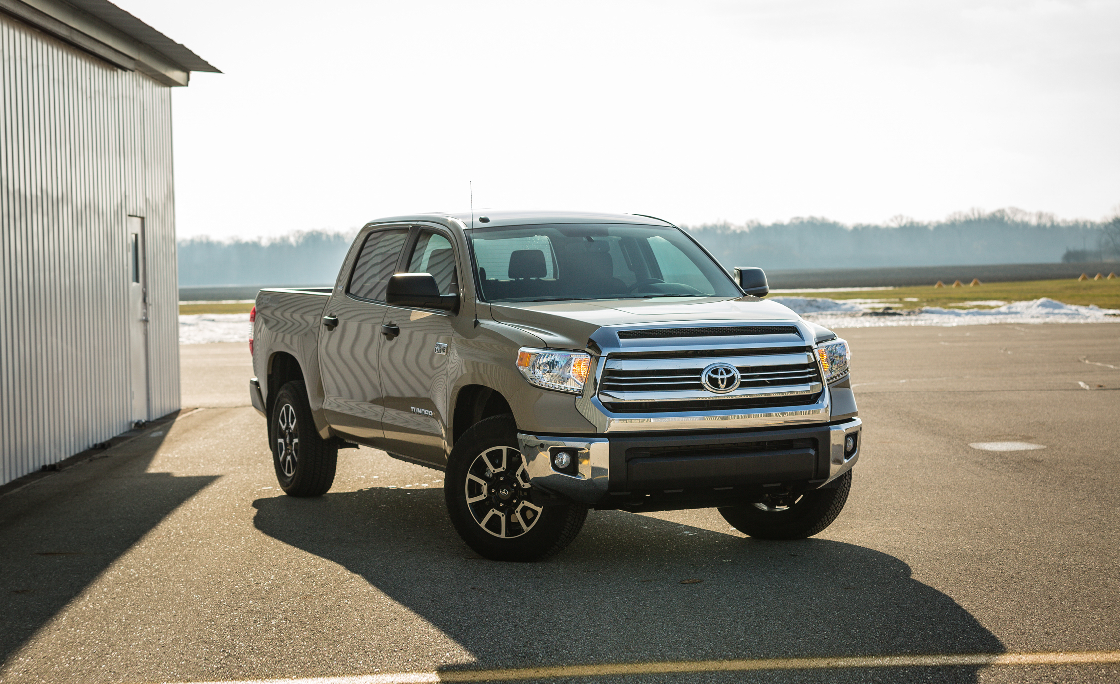 2017 Toyota Tundra Exterior (Photo 19 of 24)