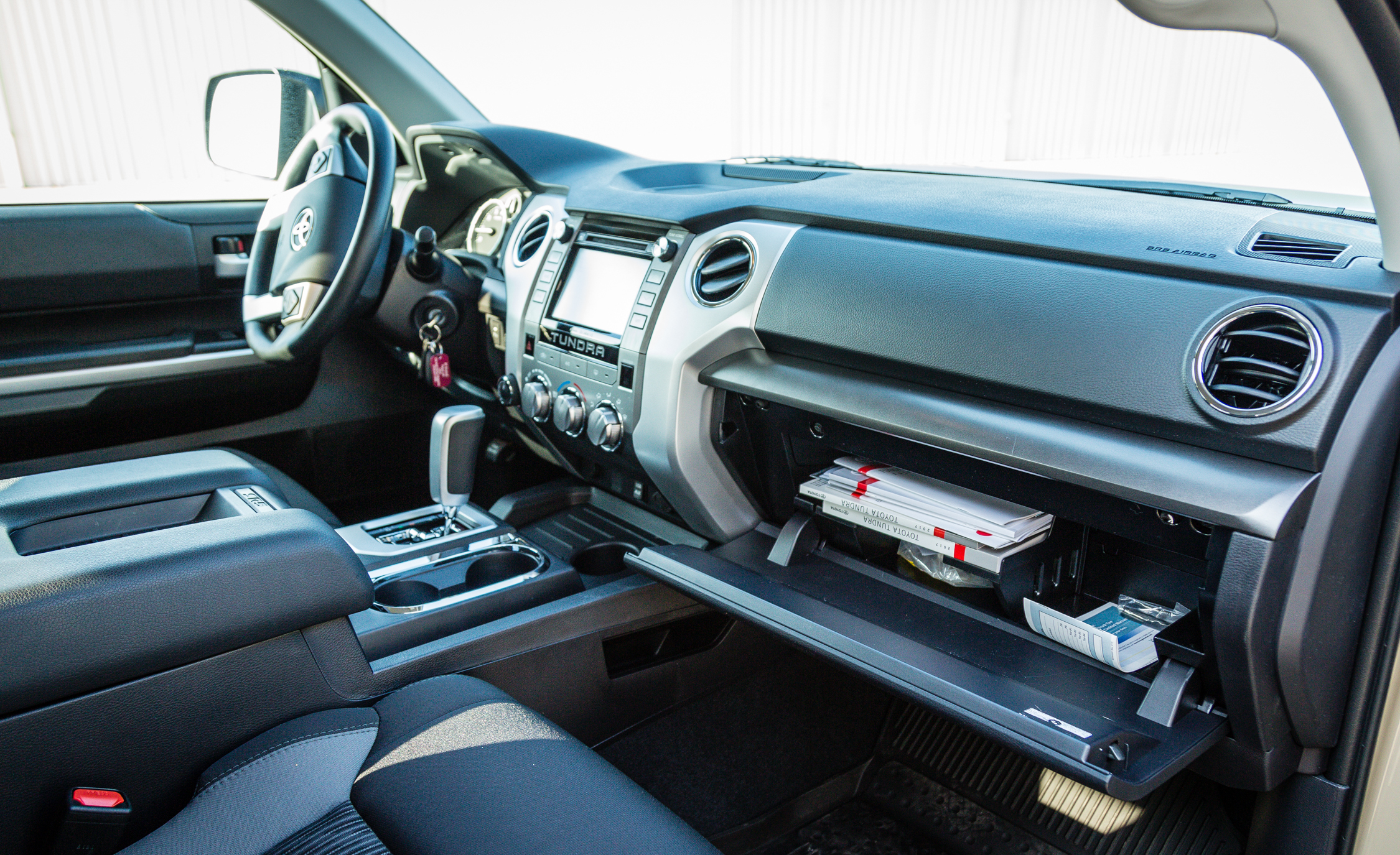 2017 Toyota Tundra Interior Dashboard (View 16 of 24)