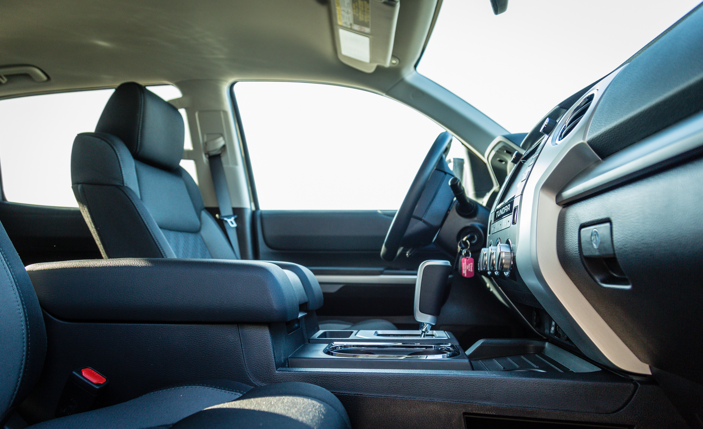 2017 Toyota Tundra Interior Seats Driver (View 17 of 24)