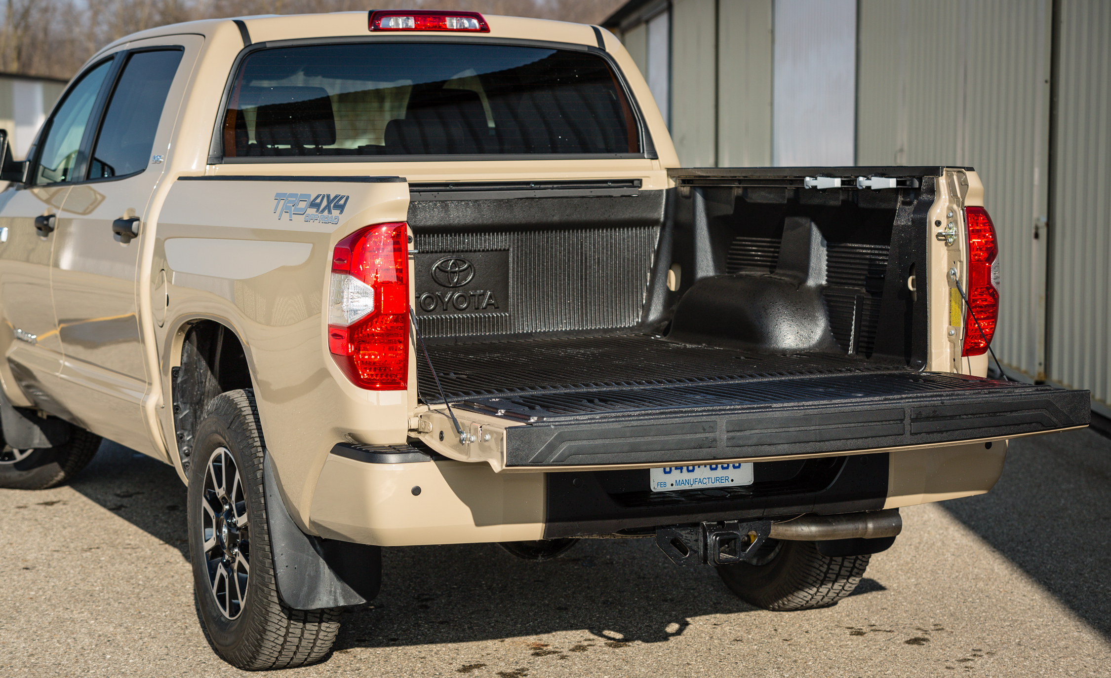 2017 Toyota Tundra View Cargo (Photo 4 of 24)