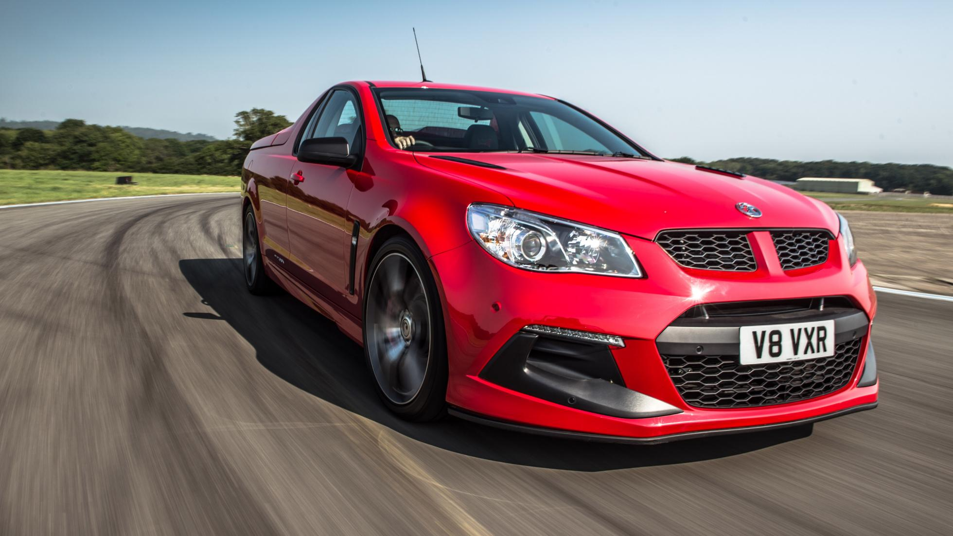 2017 Vauxhall VXR8 Maloo Circuit Test Front Corner (Photo 5 of 26)