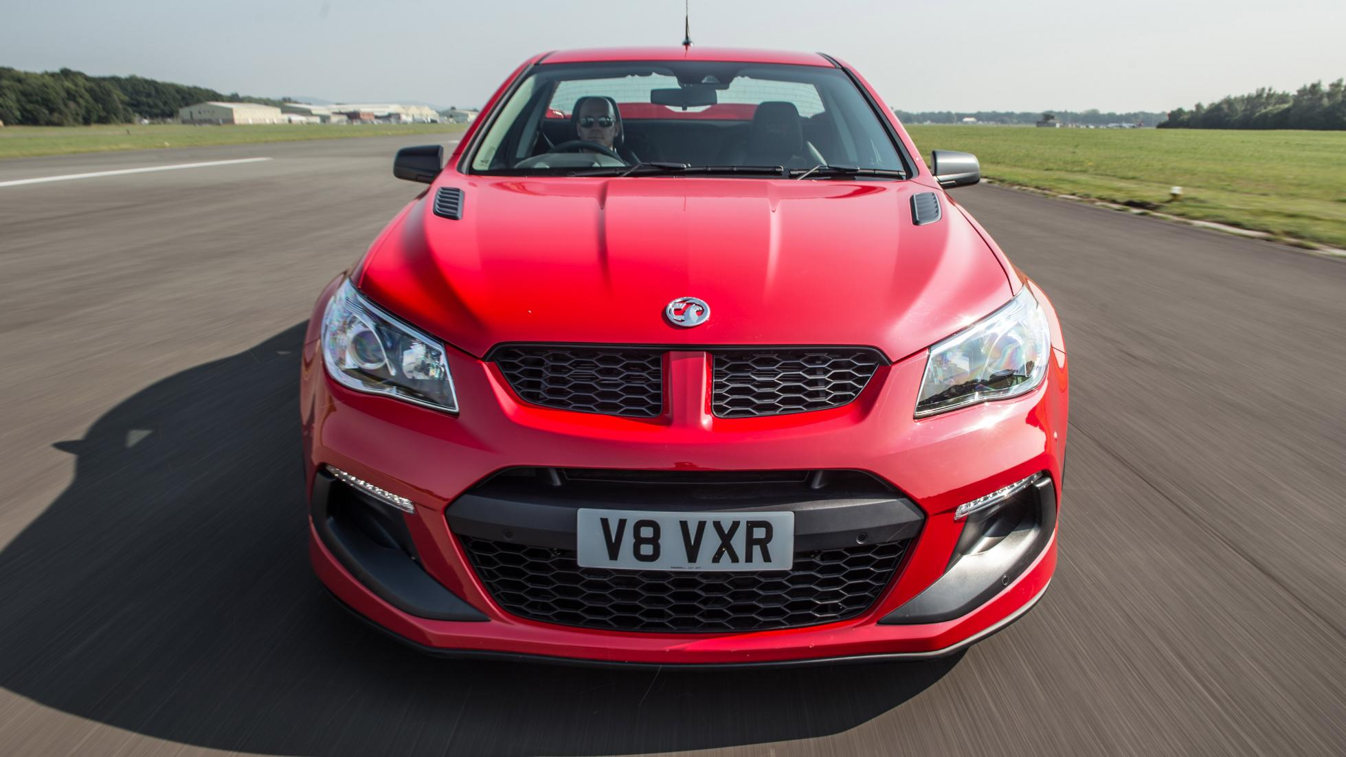 2017 Vauxhall VXR8 Maloo Circuit Test Front View (Photo 7 of 26)