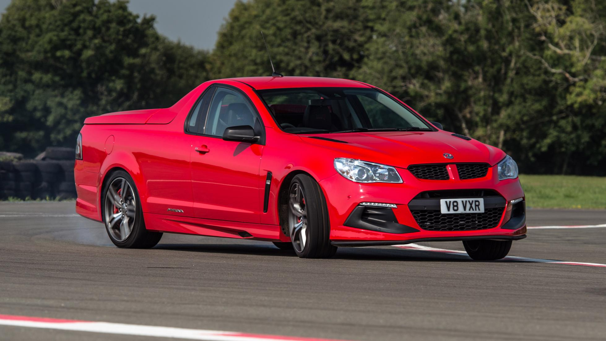2017 Vauxhall VXR8 Maloo Circuit Test Performance (Photo 8 of 26)