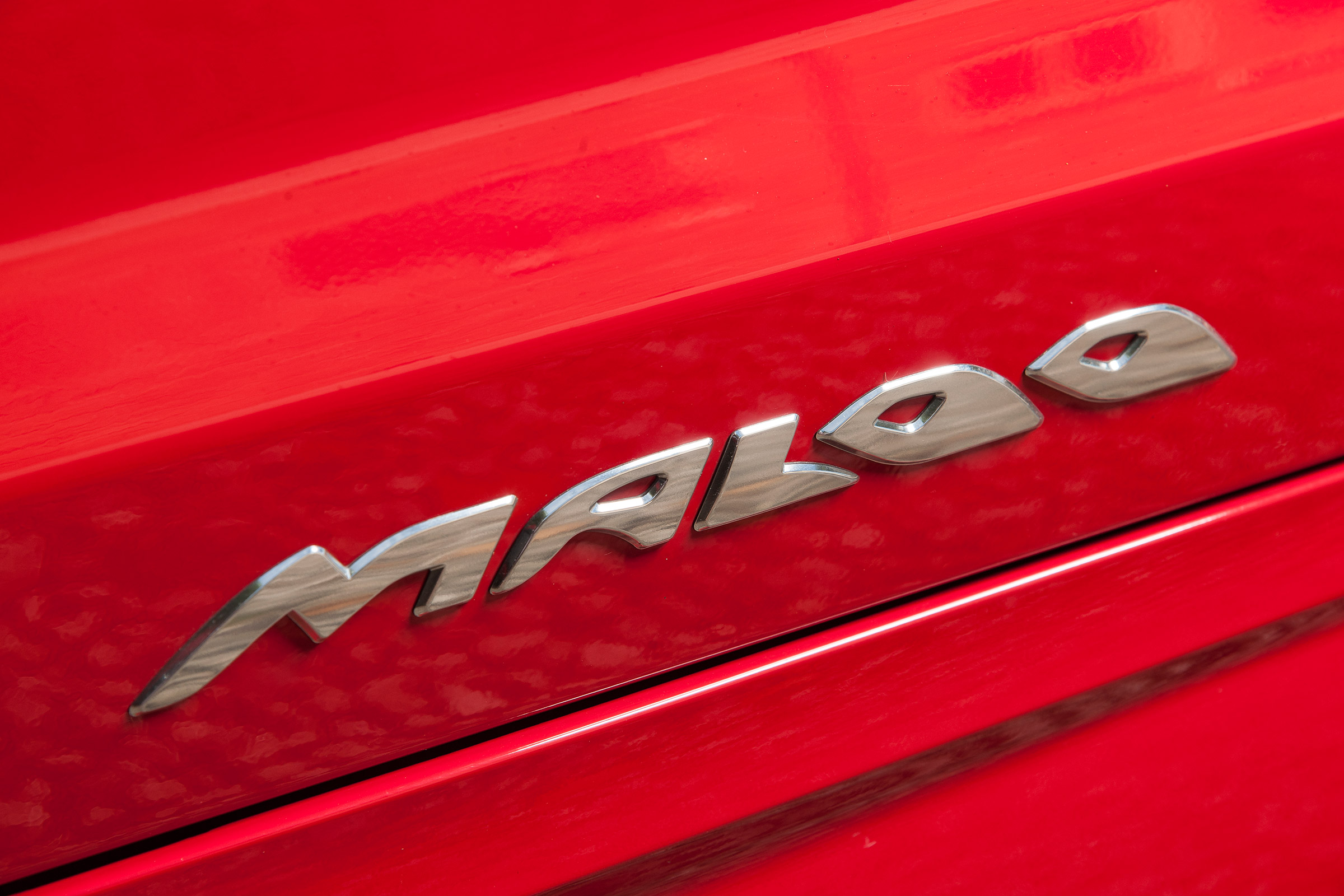 2017 Vauxhall VXR8 Maloo Exterior View Rear Badge (Photo 16 of 26)