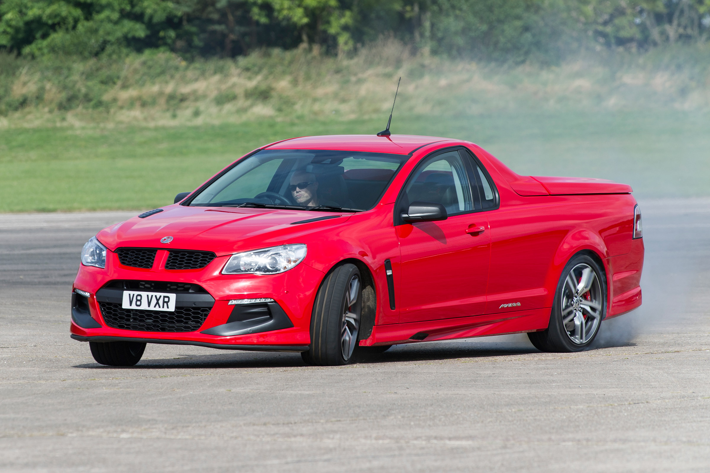 2017 Vauxhall VXR8 Maloo Test Drive (Photo 22 of 26)