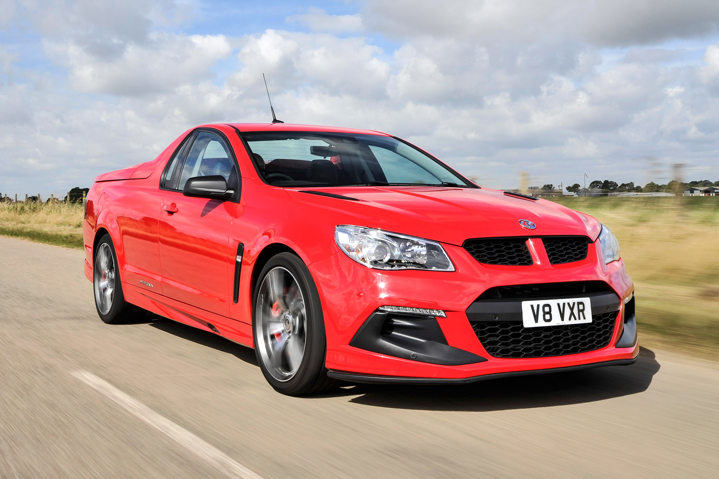 2017 Vauxhall VXR8 Maloo (Photo 1 of 26)