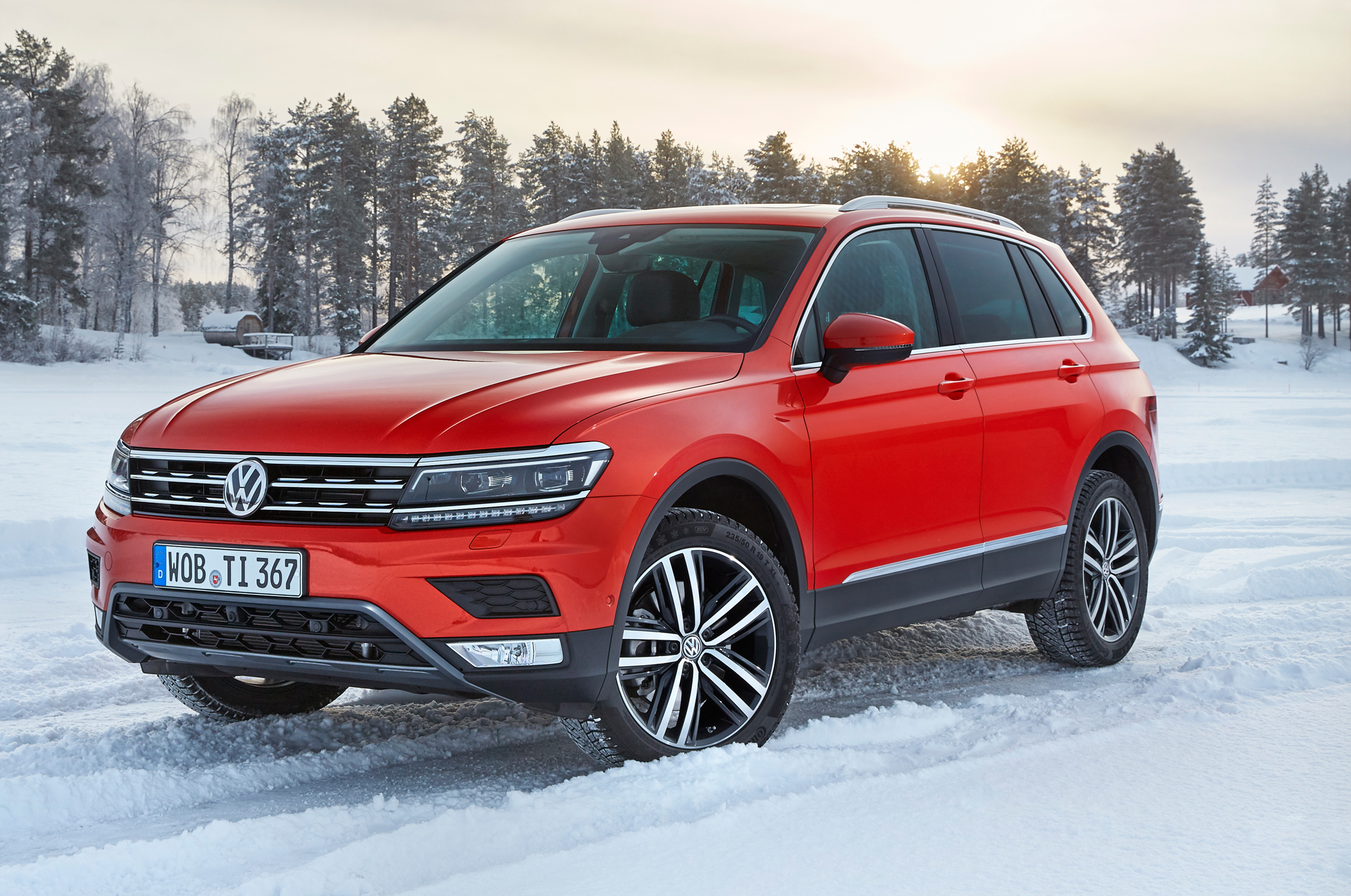 Featured Image of 2017 Volkswagen Tiguan