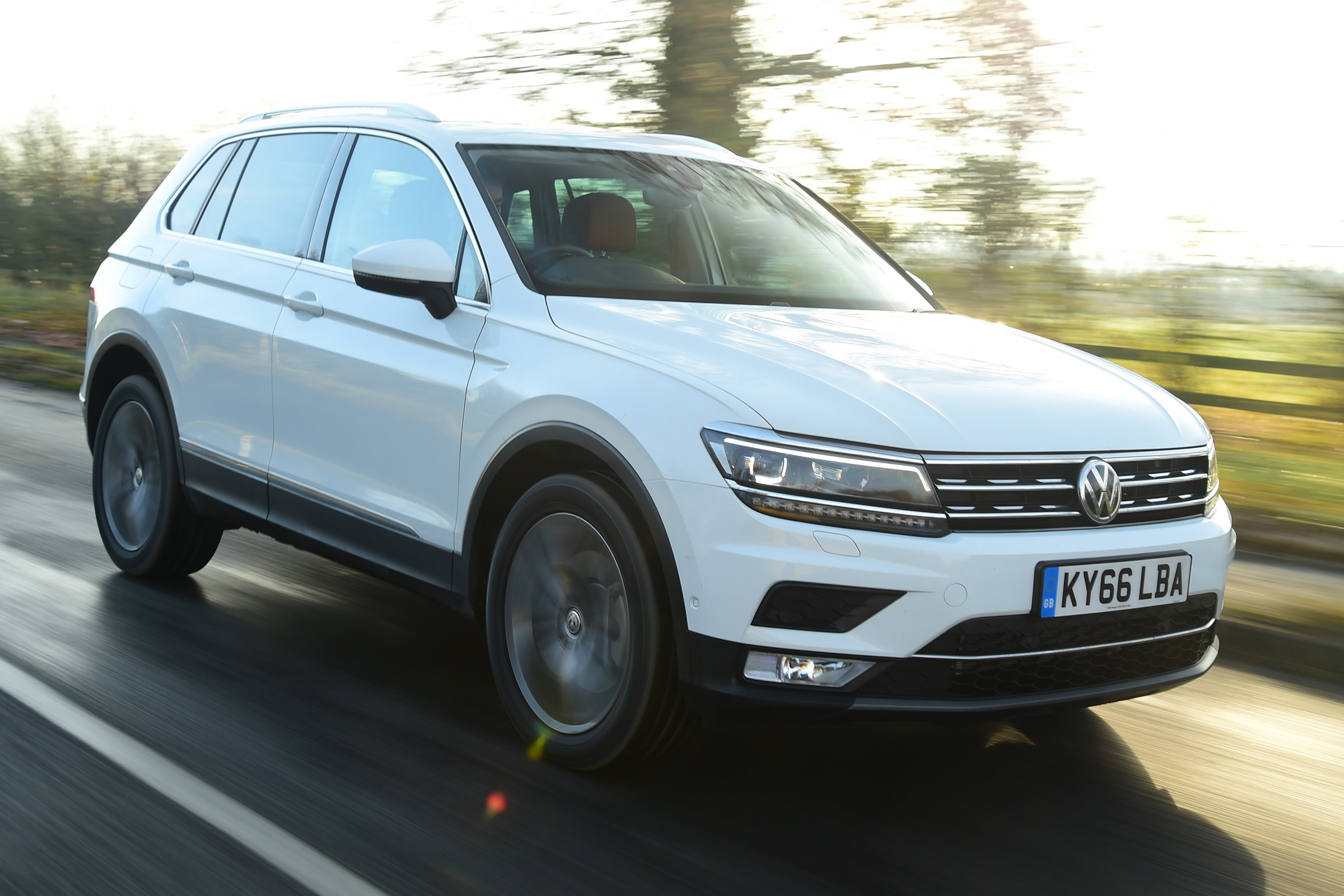 2017 Volkswagen Tiguan White (Photo 23 of 27)