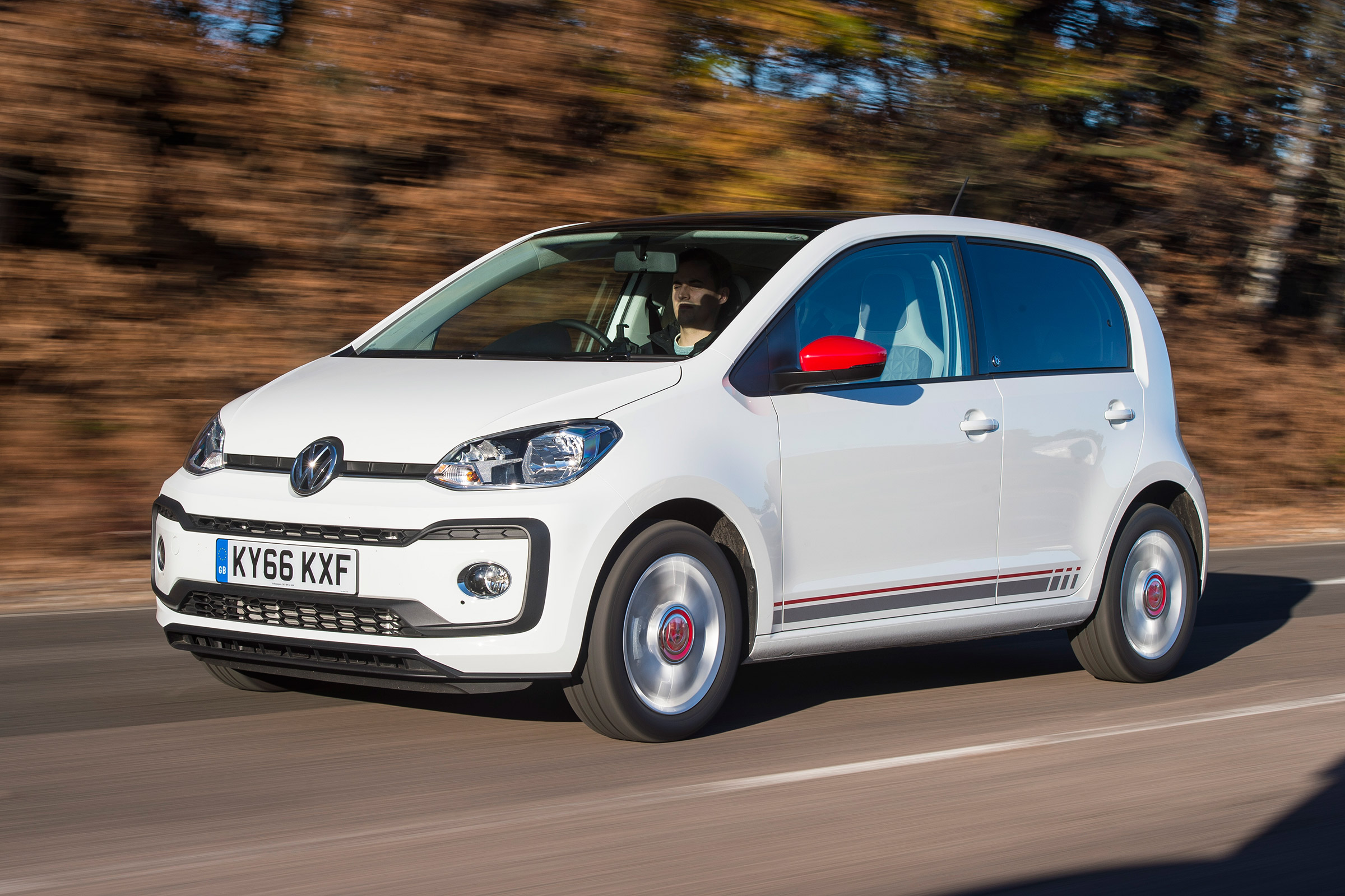 2017 Volkswagen Up (View 1 of 15)