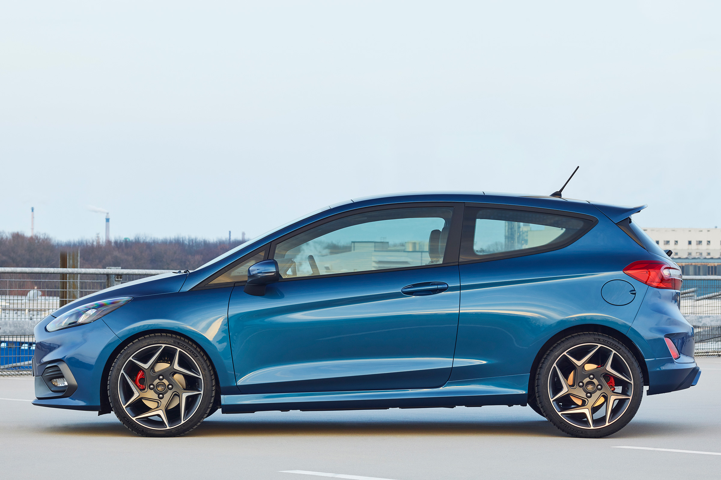 2018 Ford Fiesta ST Exterior Side (Photo 6 of 14)