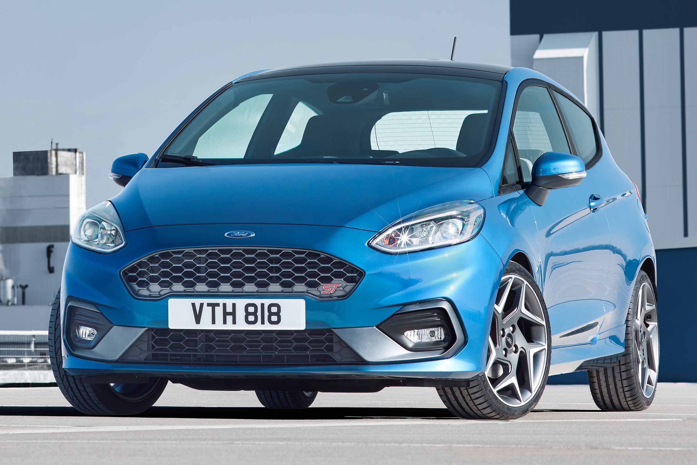 2018 Ford Fiesta ST (Photo 1 of 14)
