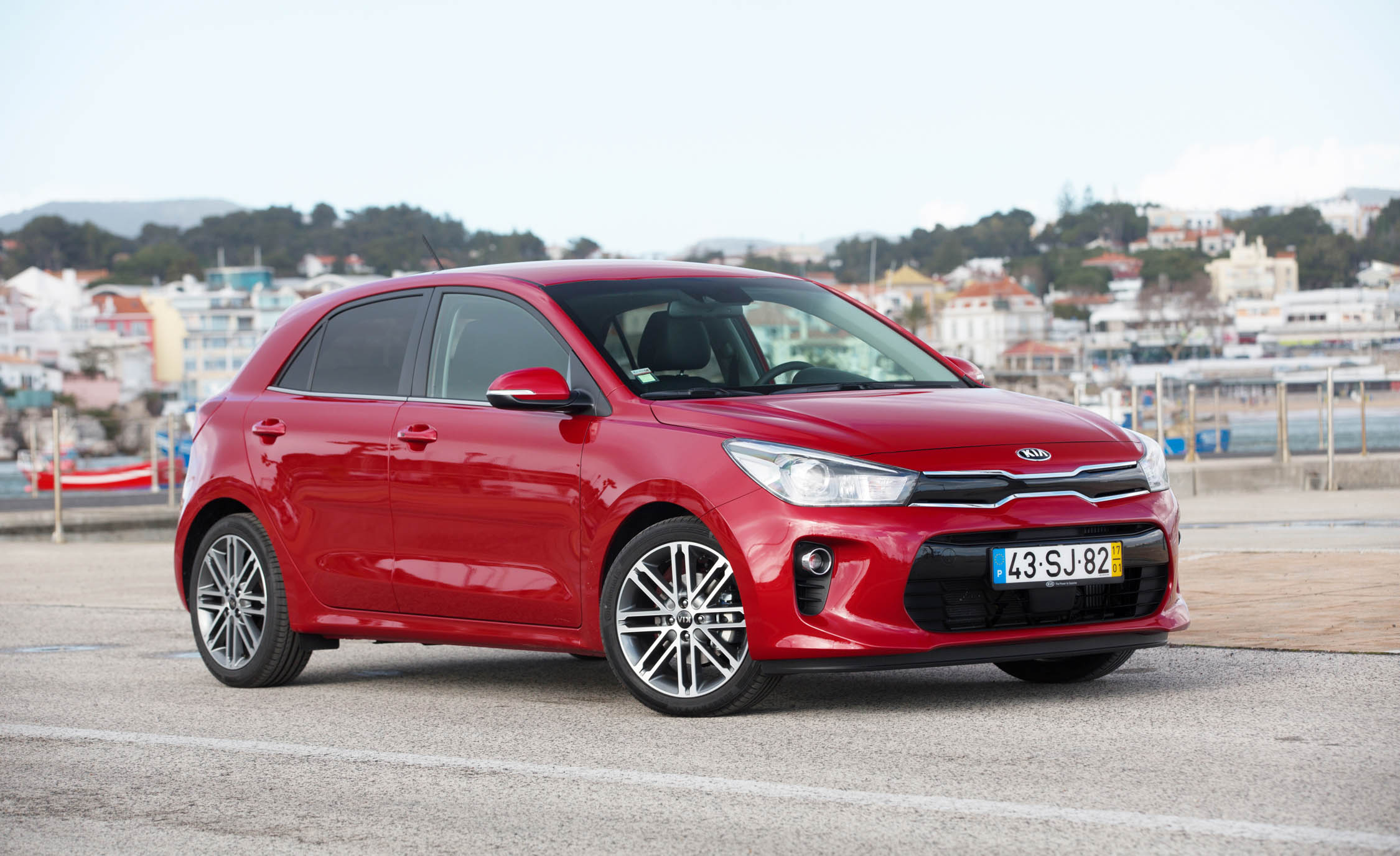 2018 Kia Rio Hatchback Red (View 6 of 49)
