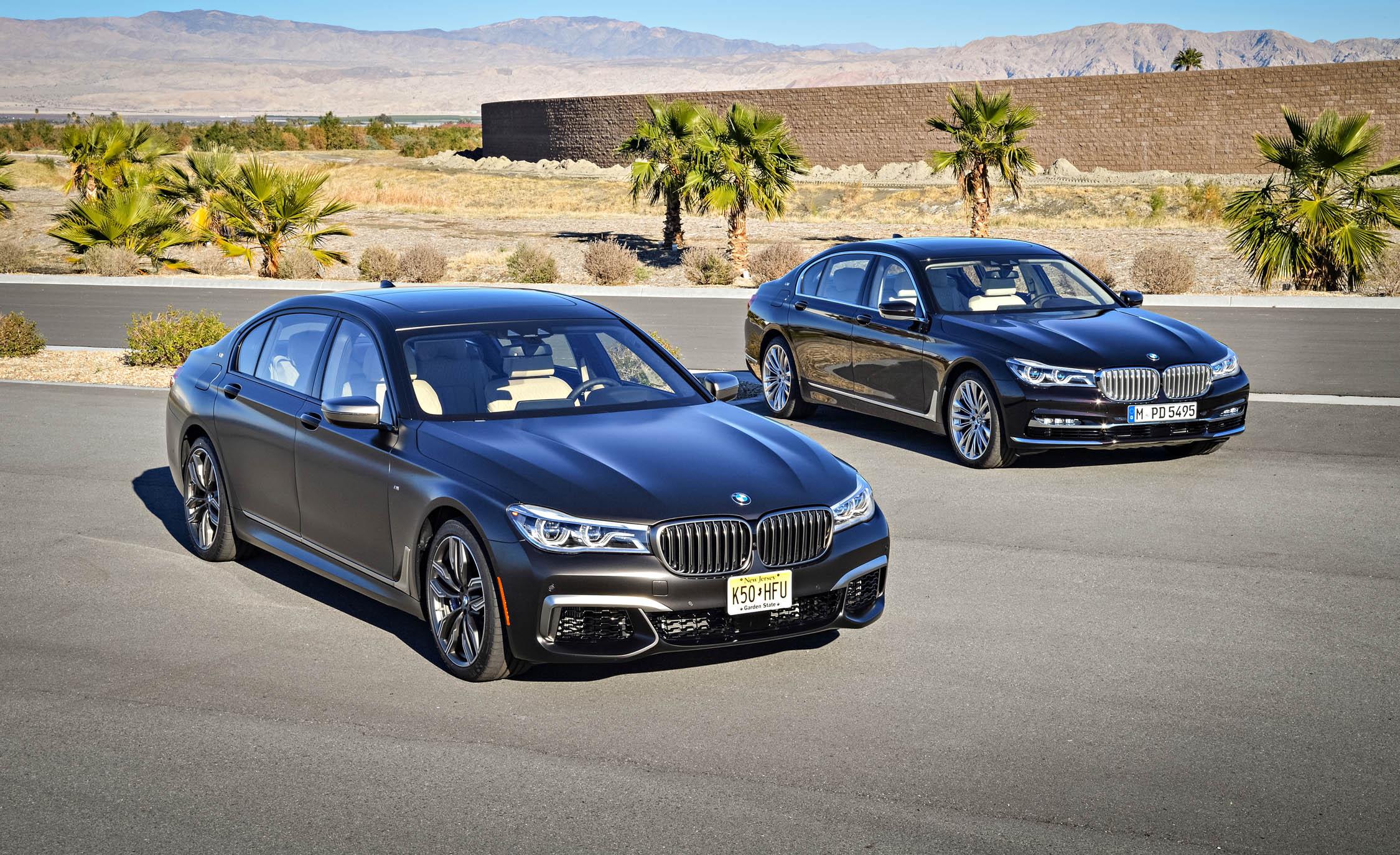 New 2017 BMW M760Li XDrive (View 4 of 76)