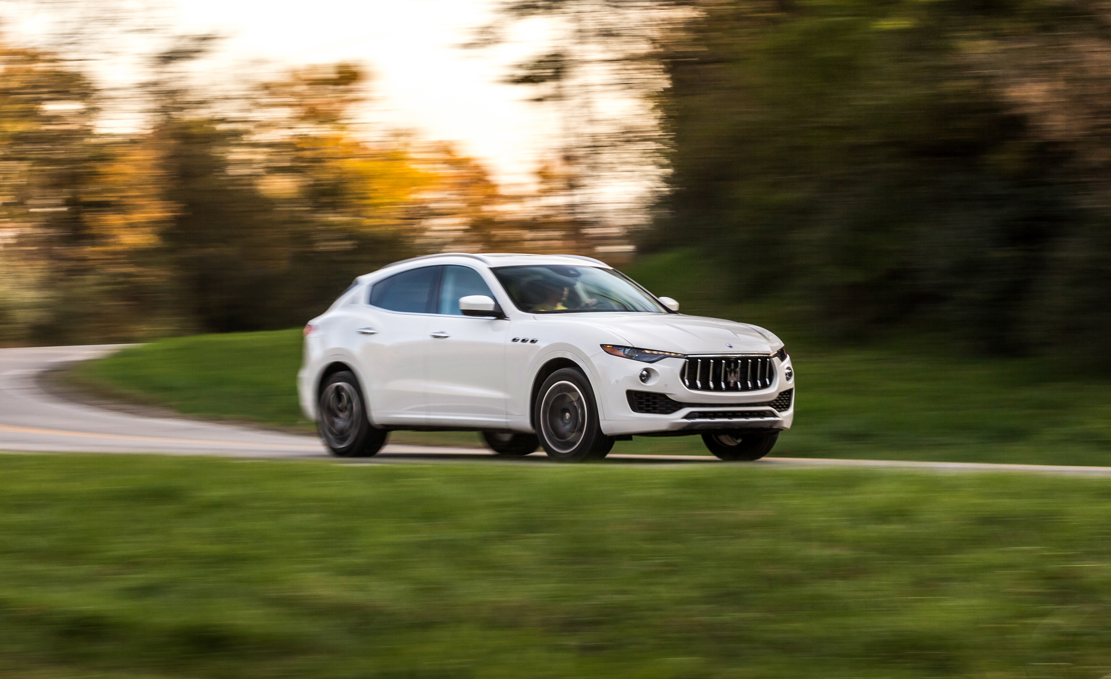 New 2017 Maserati Levante S Q (Photo 21 of 21)
