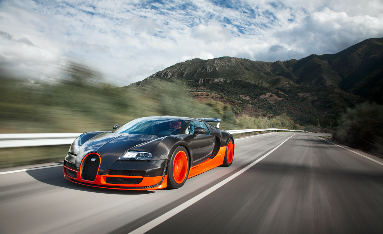 2011 Bugatti Veyron 16.4 Super Sport Black (Photo 33 of 39)