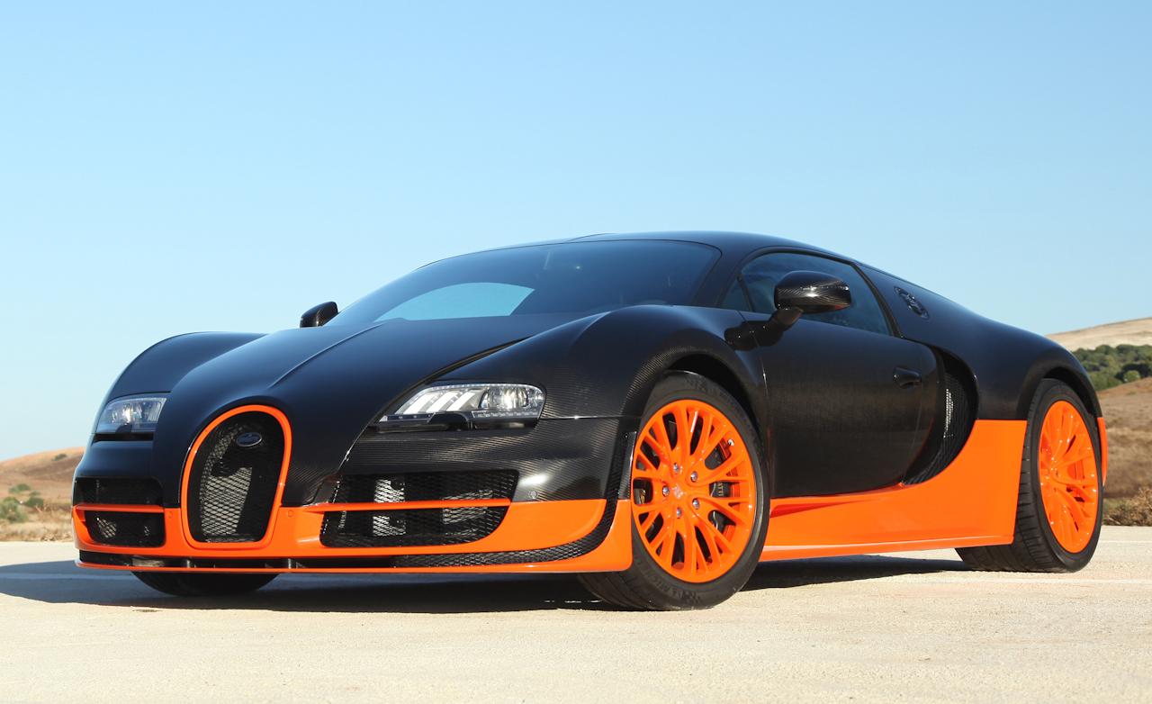 2011 Bugatti Veyron 16.4 Super Sport Pictures Gallery (39 Images)