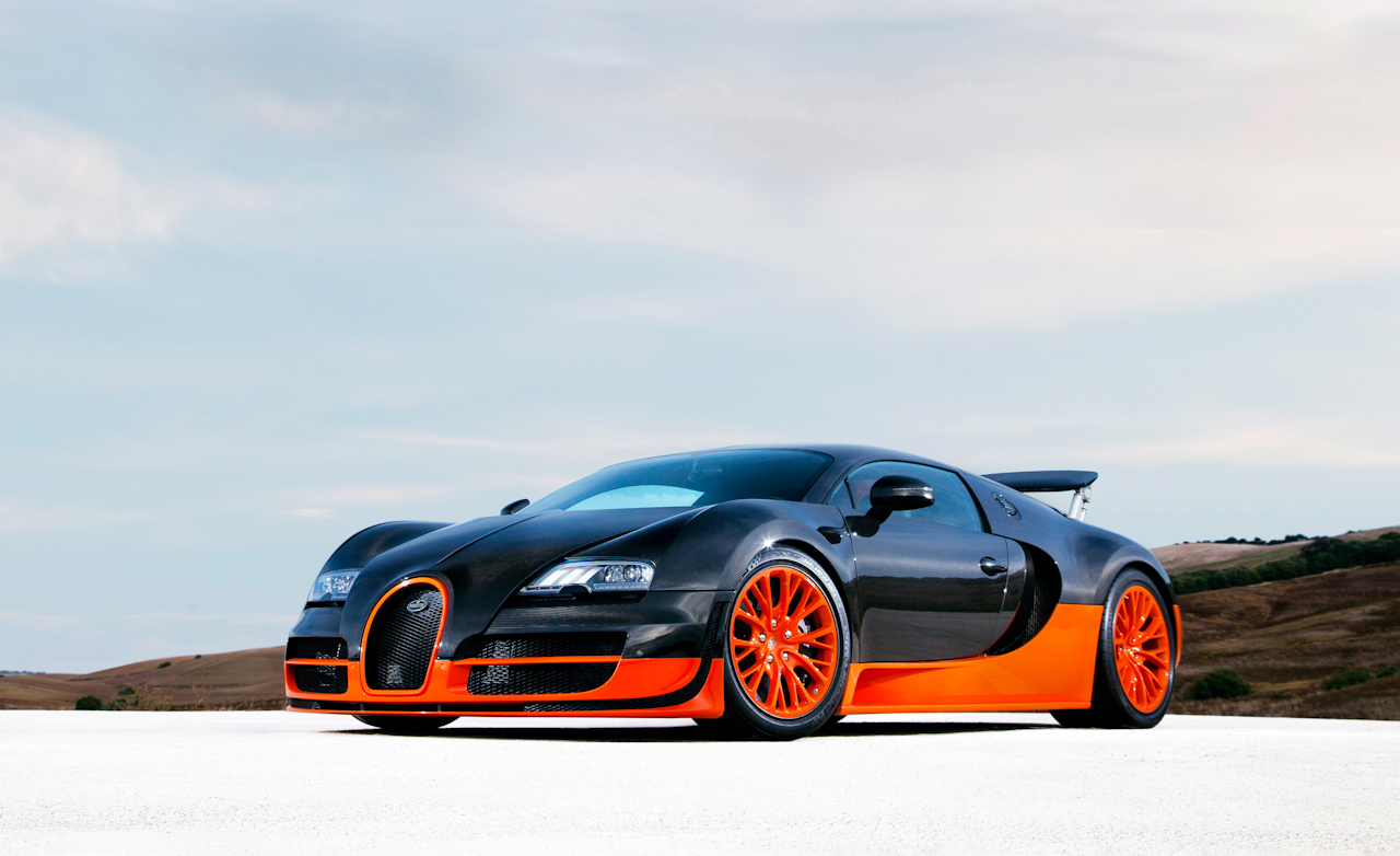 2011 Bugatti Veyron 16.4 Super Sport (Photo 5 of 39)