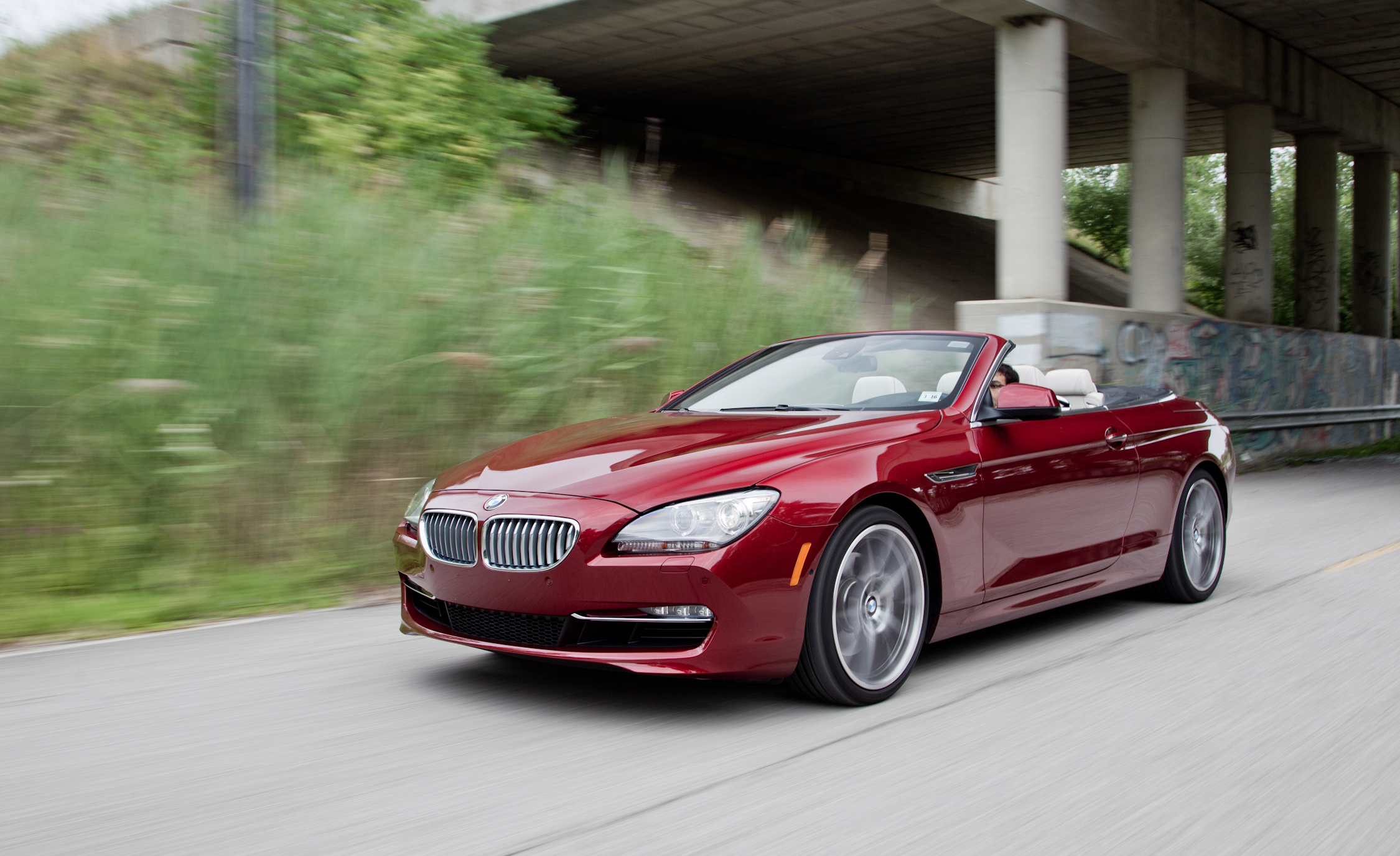 2012 BMW 650i Convertible (Photo 1 of 19)