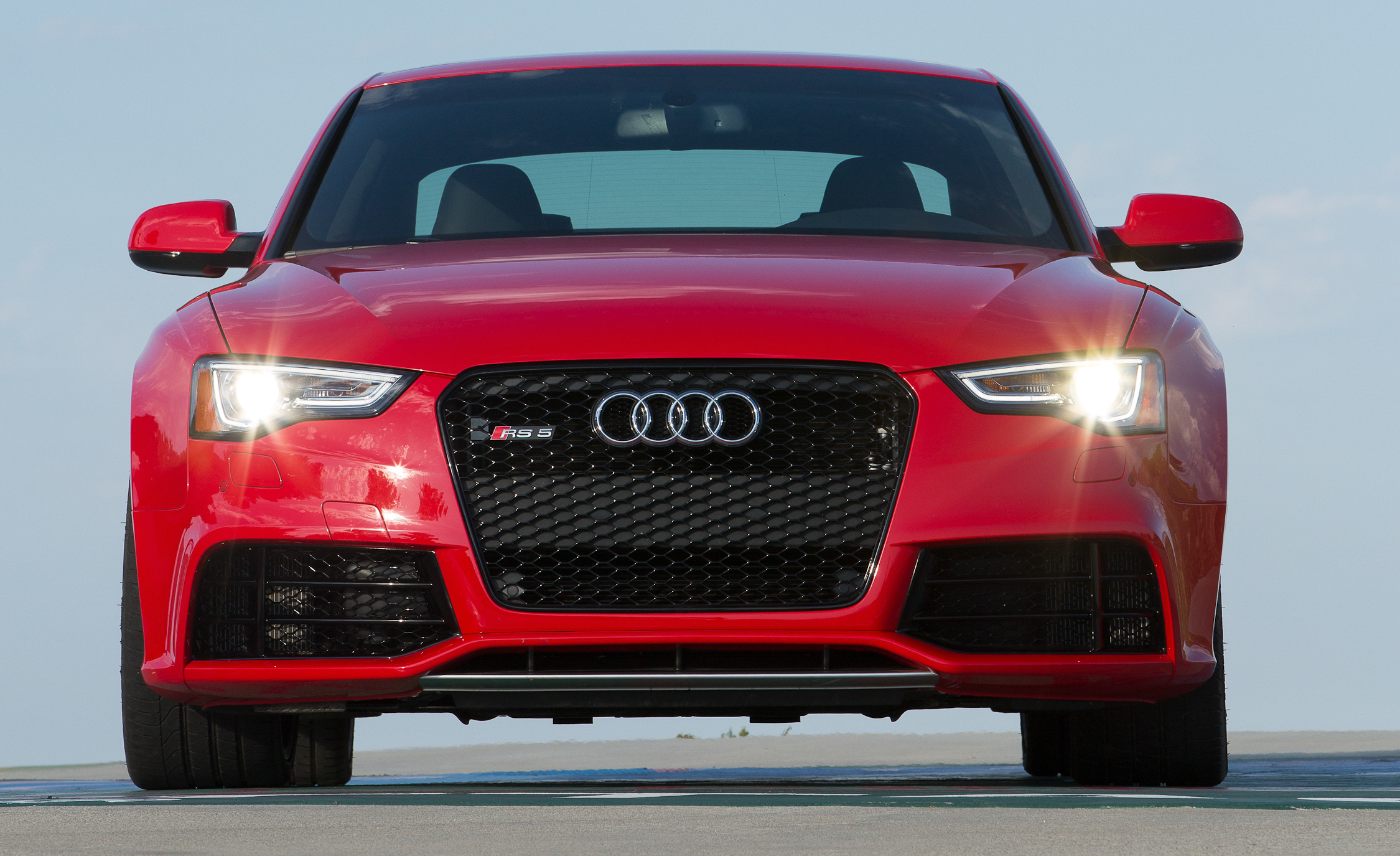 2013 Audi RS 5 Exterior Front (Photo 4 of 41)