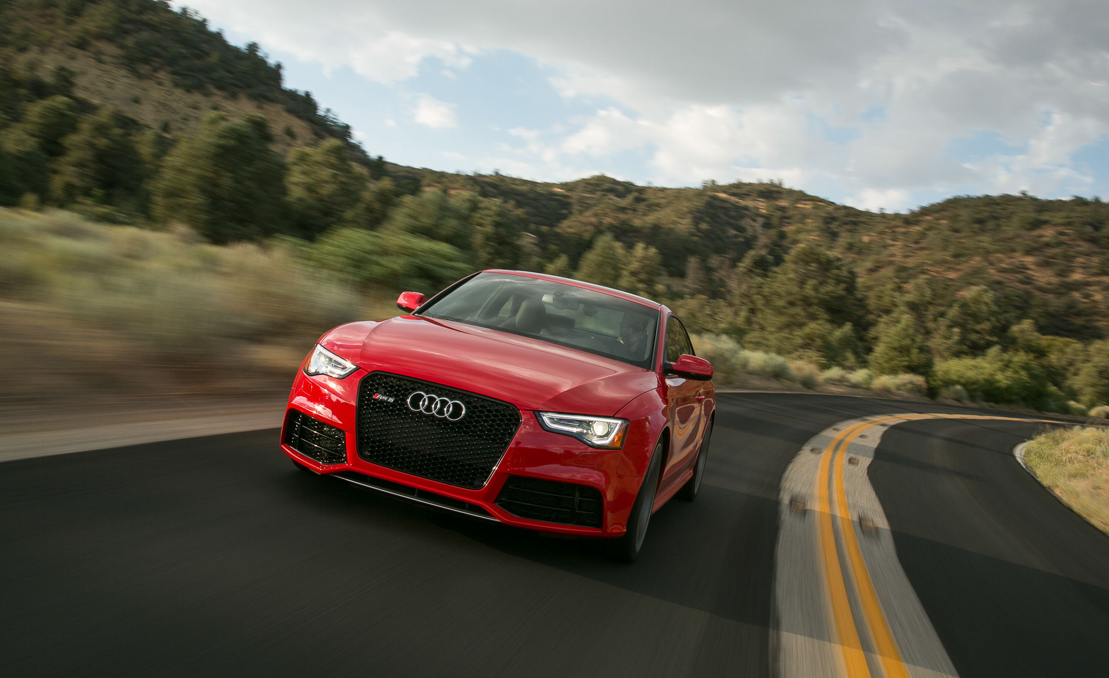 2013 Audi RS 5 Test Drive Front Profile (View 37 of 41)
