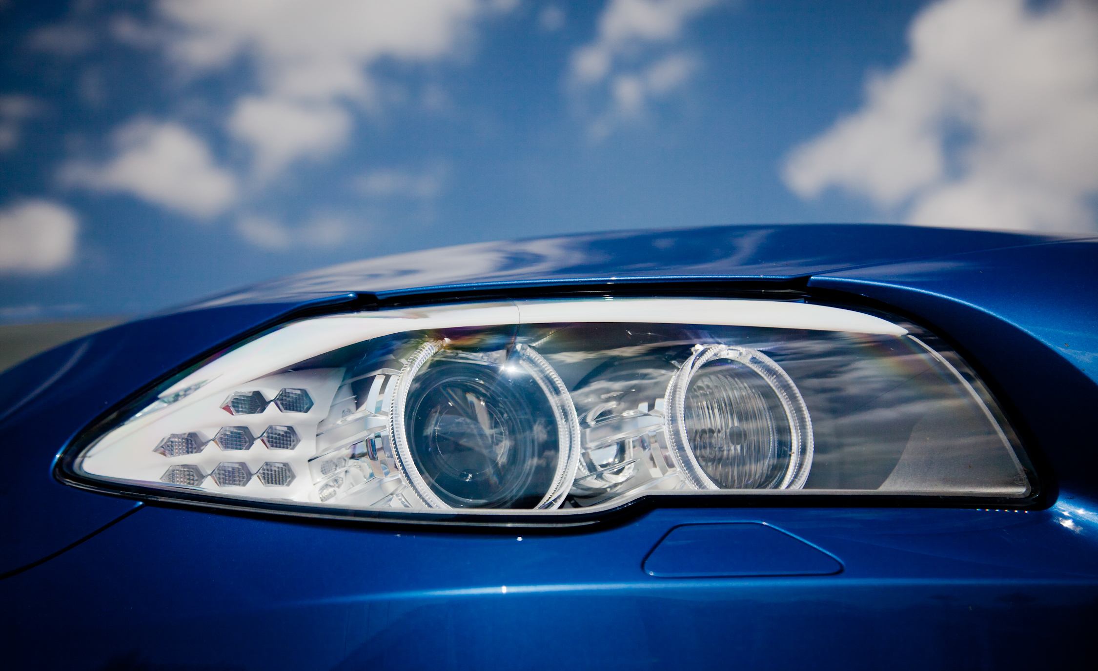 2013 BMW M5 Exterior View Headlight (View 17 of 22)