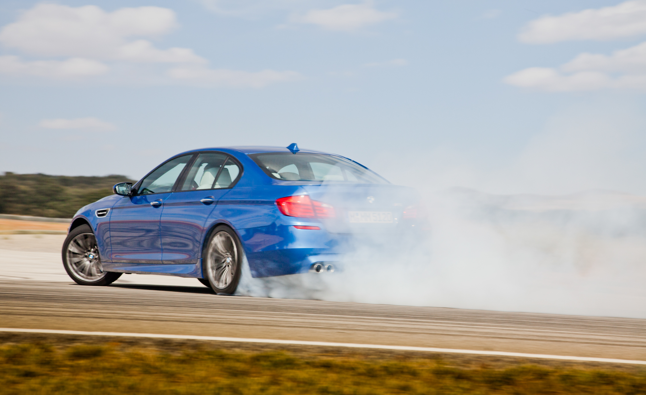 2013 BMW M5 Test Drive Circuit (View 9 of 22)