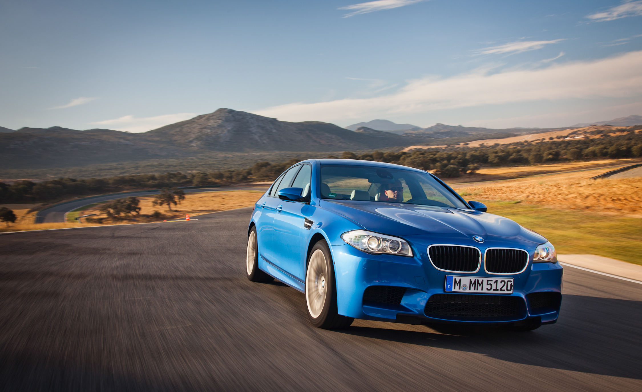 2013 BMW M5 Test Drive Performance (View 3 of 22)