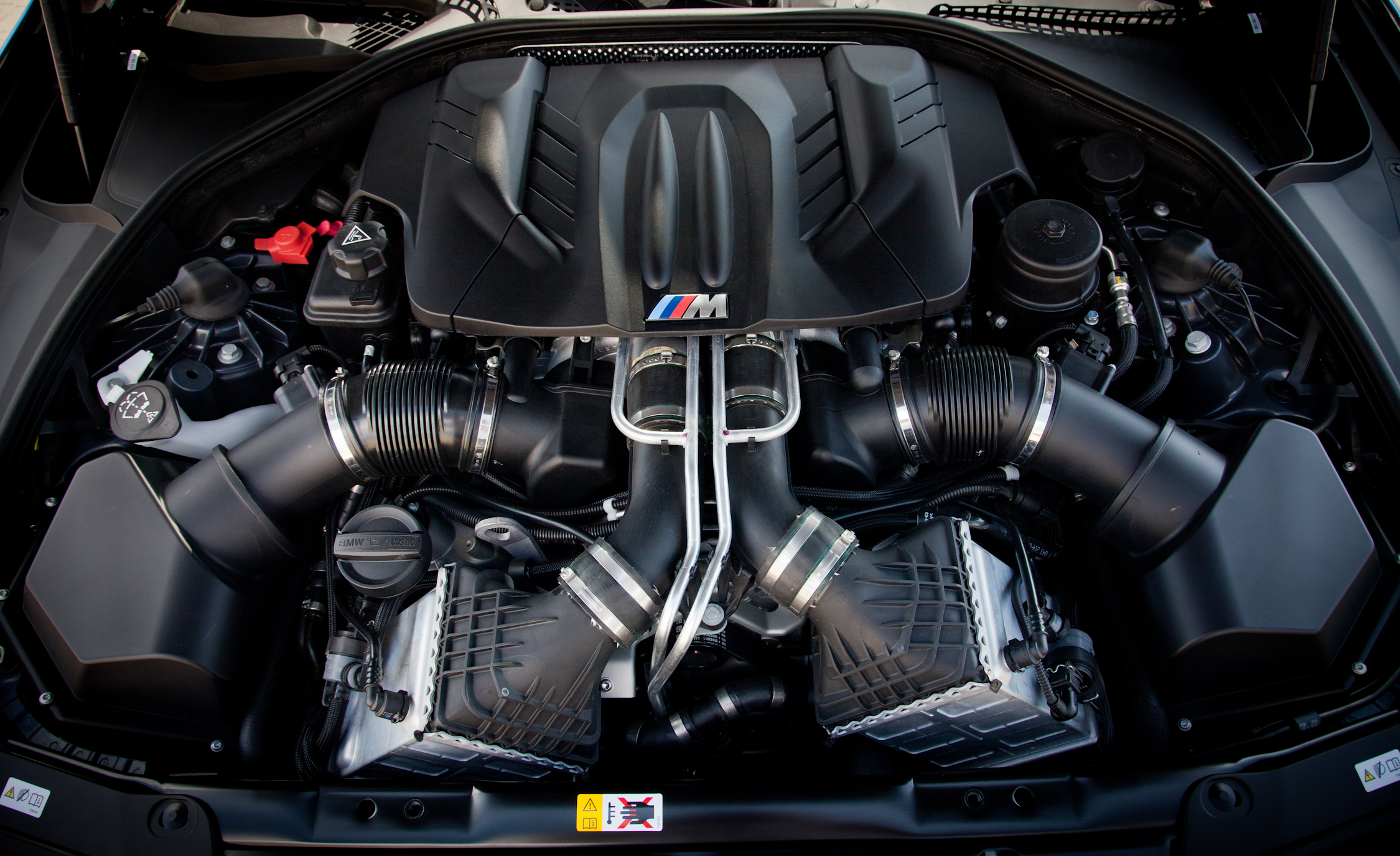 2013 BMW M5 View Engine (View 22 of 22)