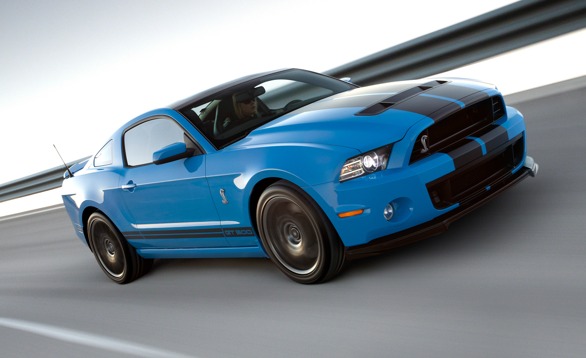 Featured Image of 2013 Ford Mustang Shelby GT