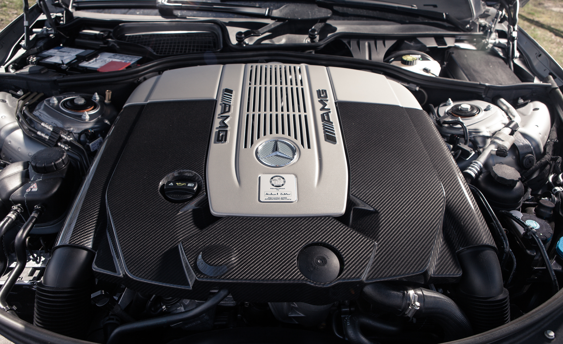 2013 Mercedes Benz CL65 AMG View Engine (Photo 27 of 27)