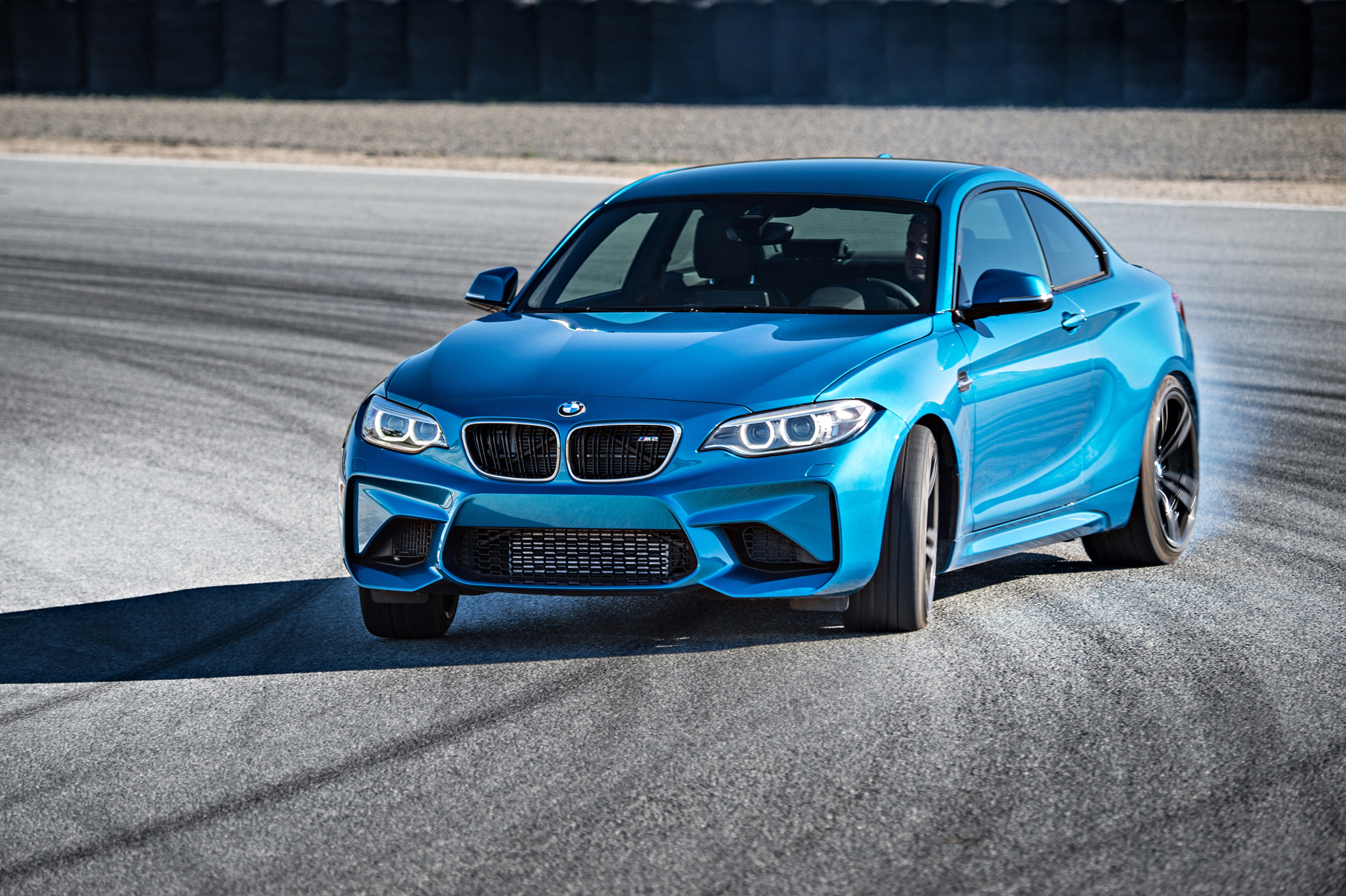 2016 BMW M2 Circuit Test Front Corner (Photo 2 of 61)