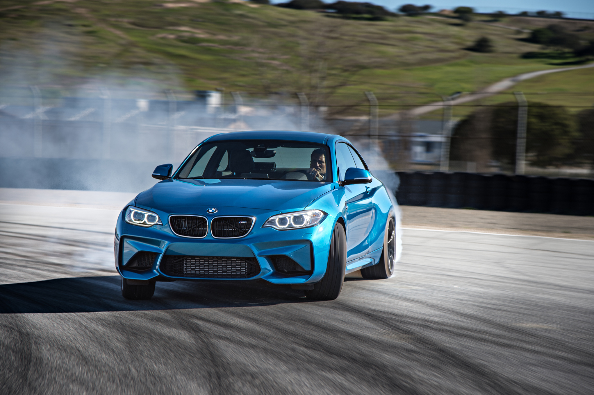 2016 BMW M2 Circuit Test Performance (Photo 60 of 61)