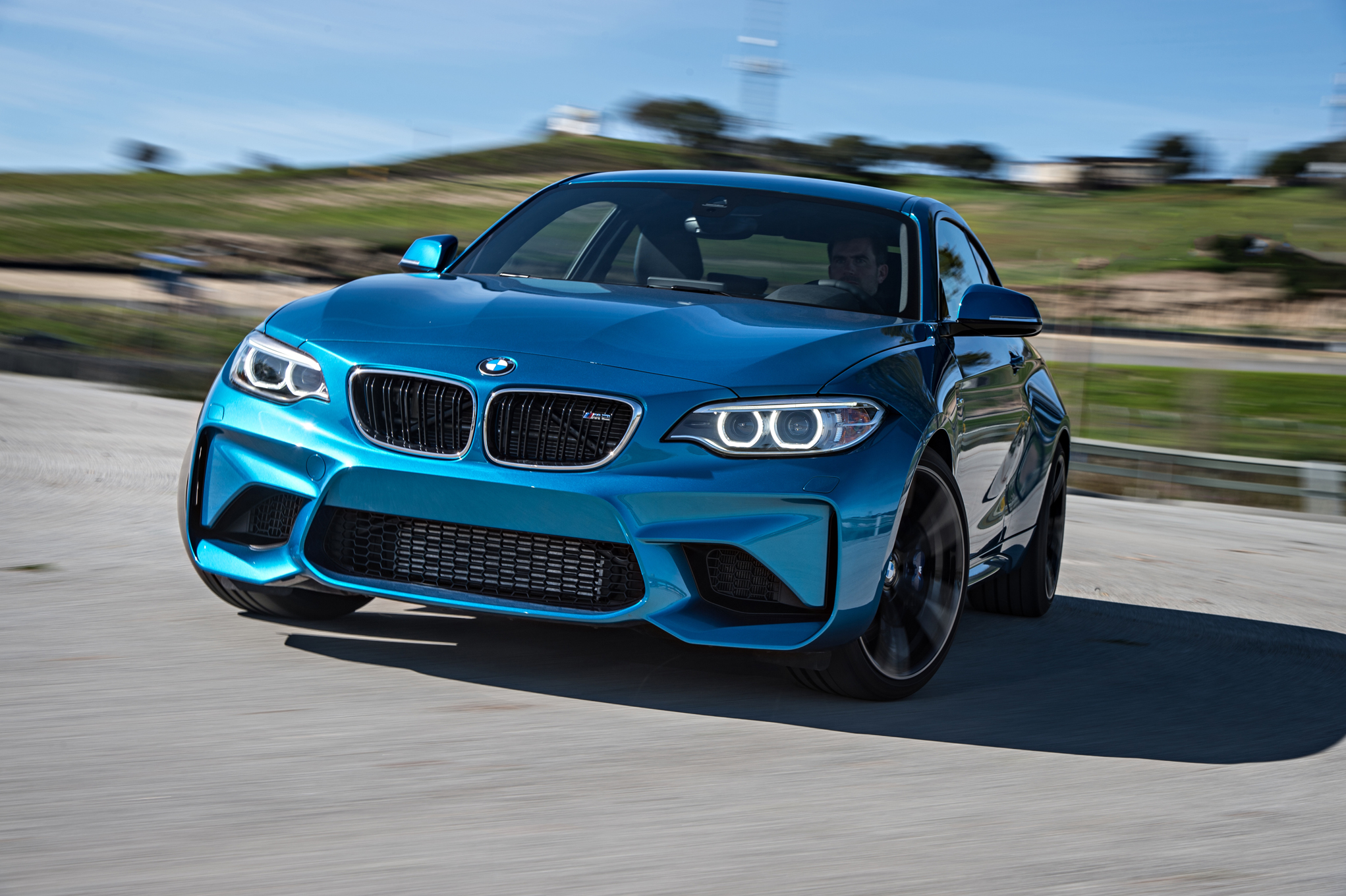 2016 BMW M2 Coupe Front View (Photo 50 of 61)