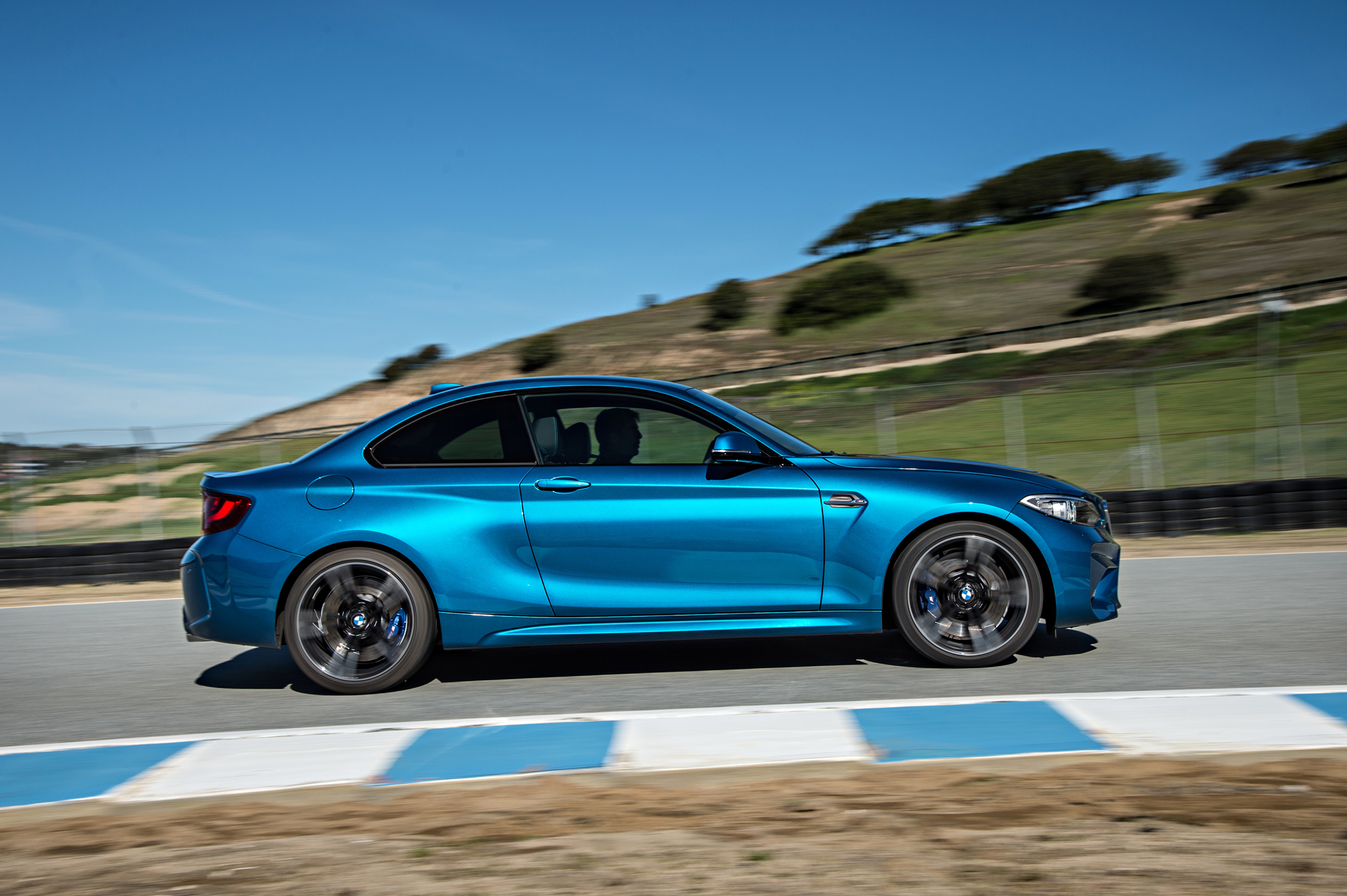2016 BMW M2 Coupe Side View (Photo 45 of 61)