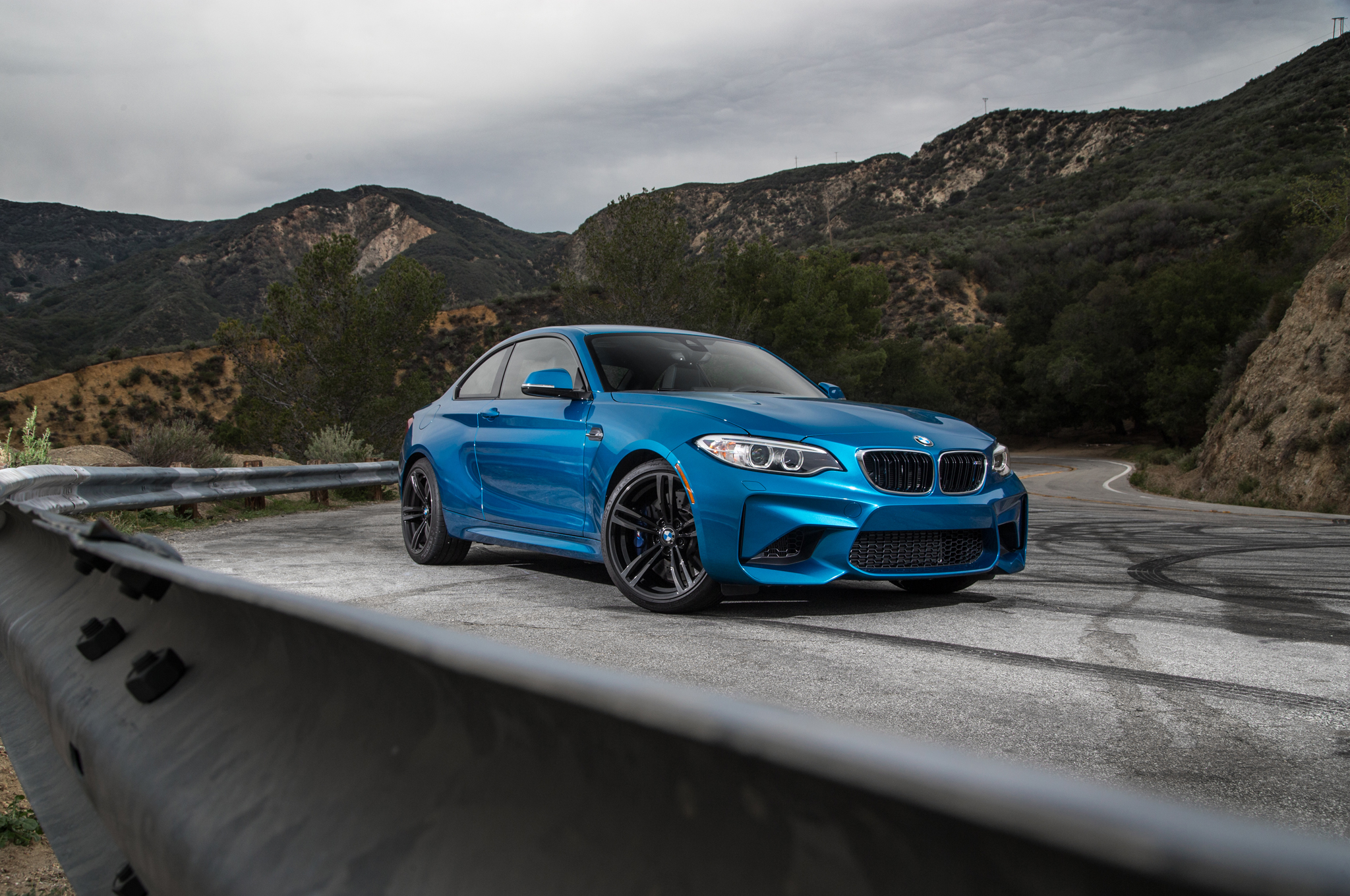 2016 BMW M2 Exterior Blue Metallic (Photo 47 of 61)