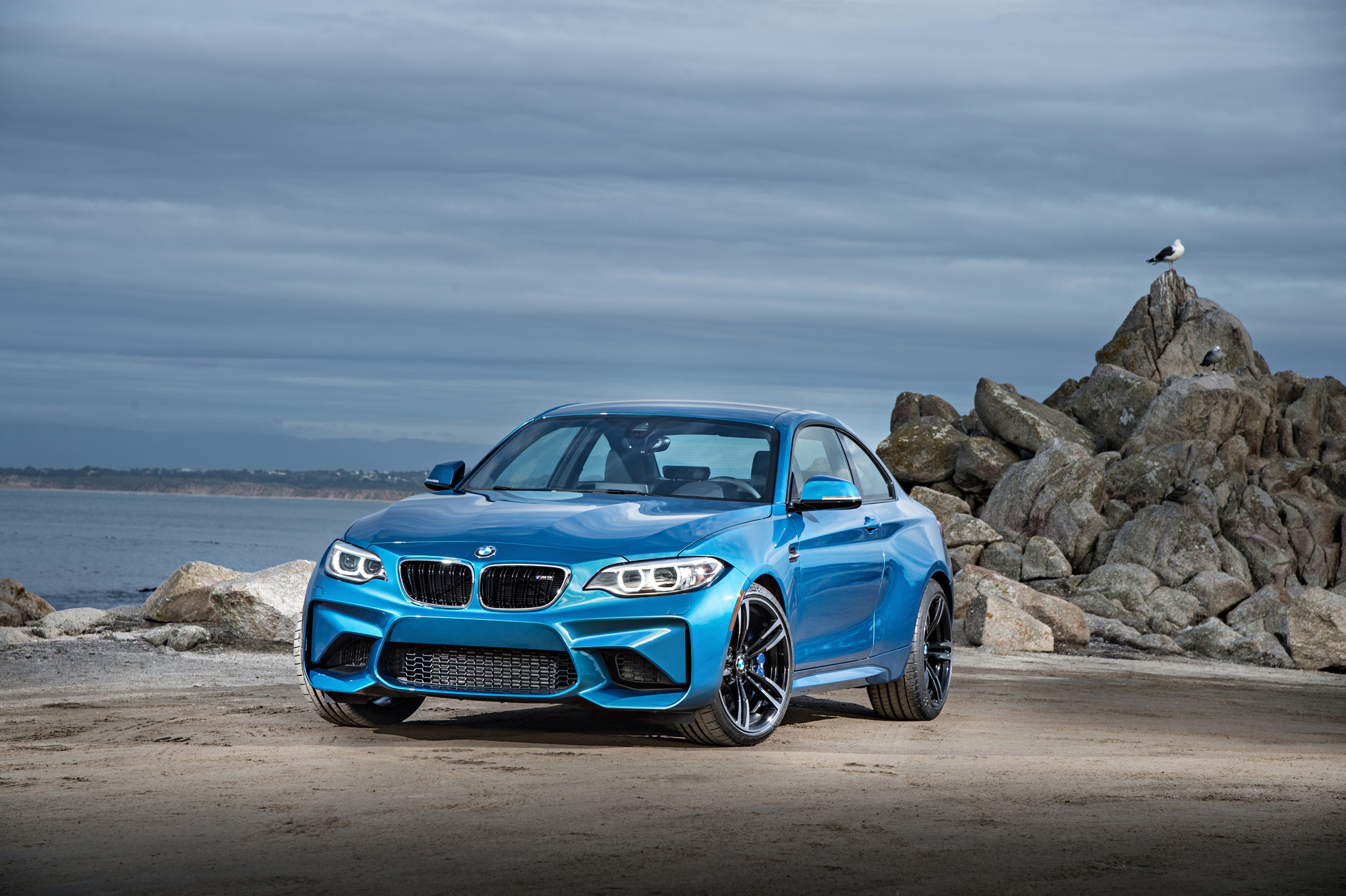 2016 BMW M2 Exterior Front And Side (Photo 42 of 61)