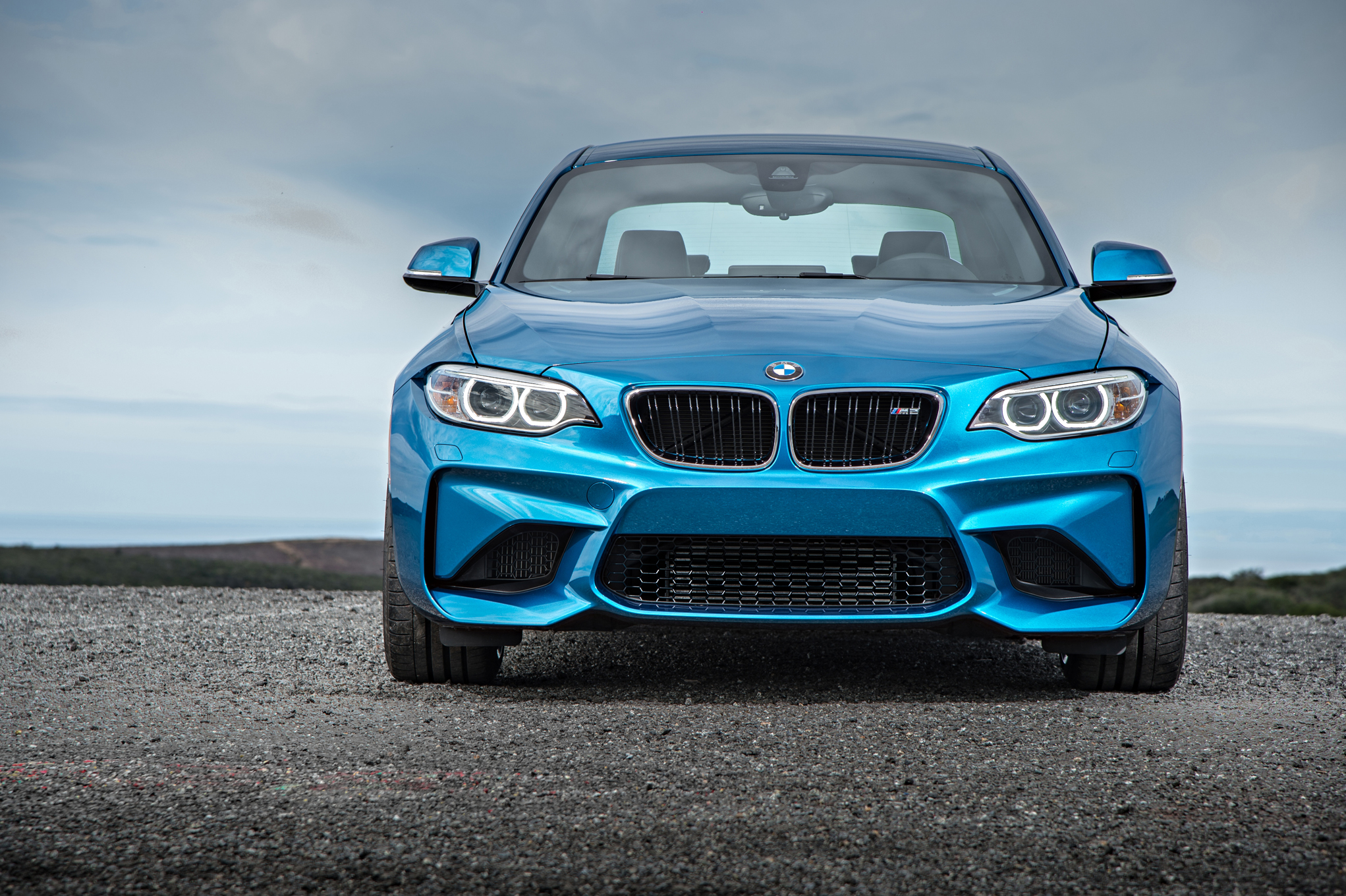 2016 BMW M2 Exterior Front (Photo 20 of 61)