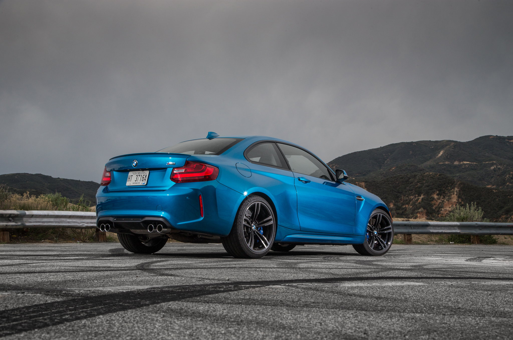 2016 BMW M2 Exterior Rear And Side (Photo 23 of 61)