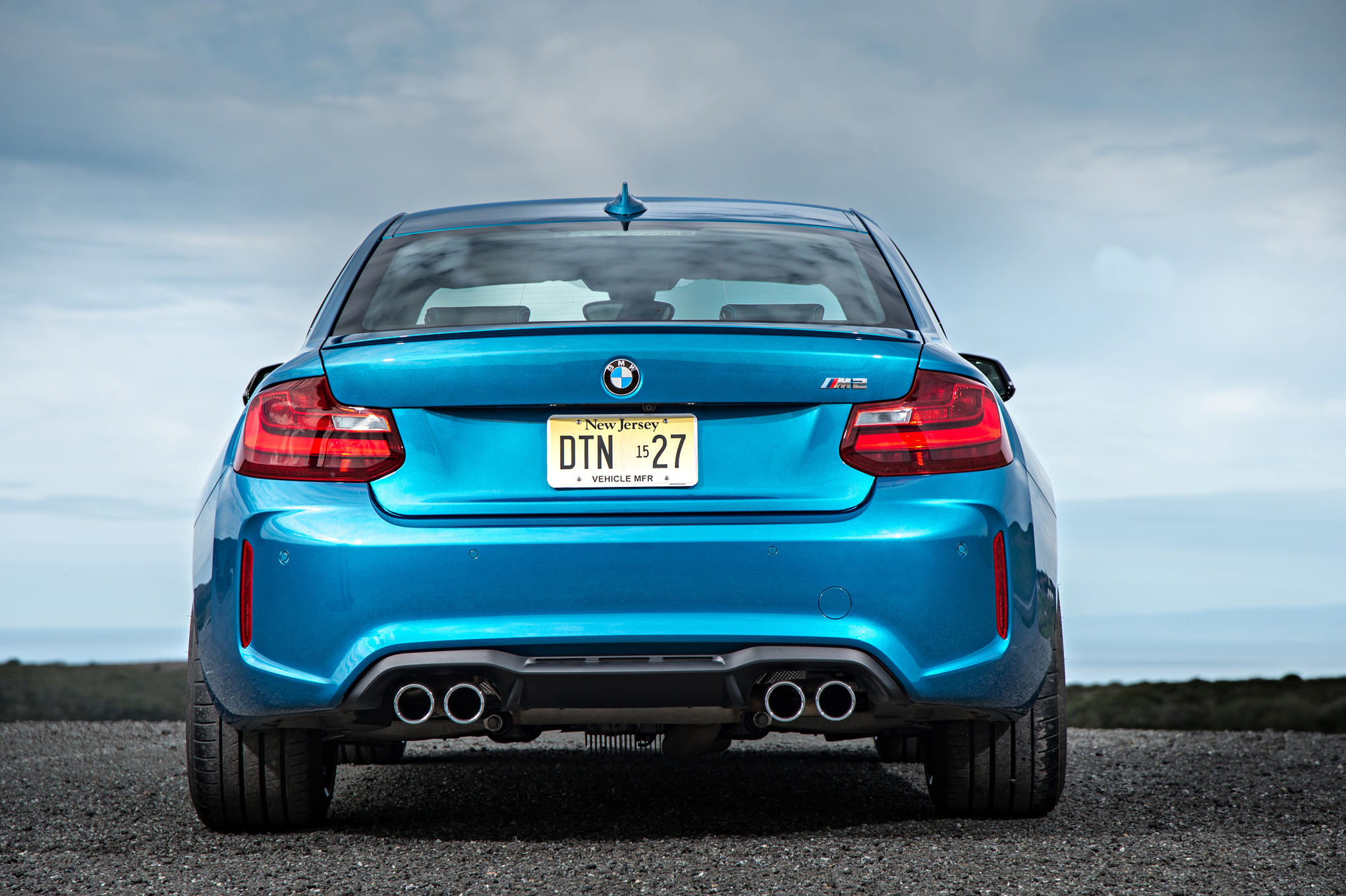 2016 BMW M2 Exterior Rear (Photo 22 of 61)