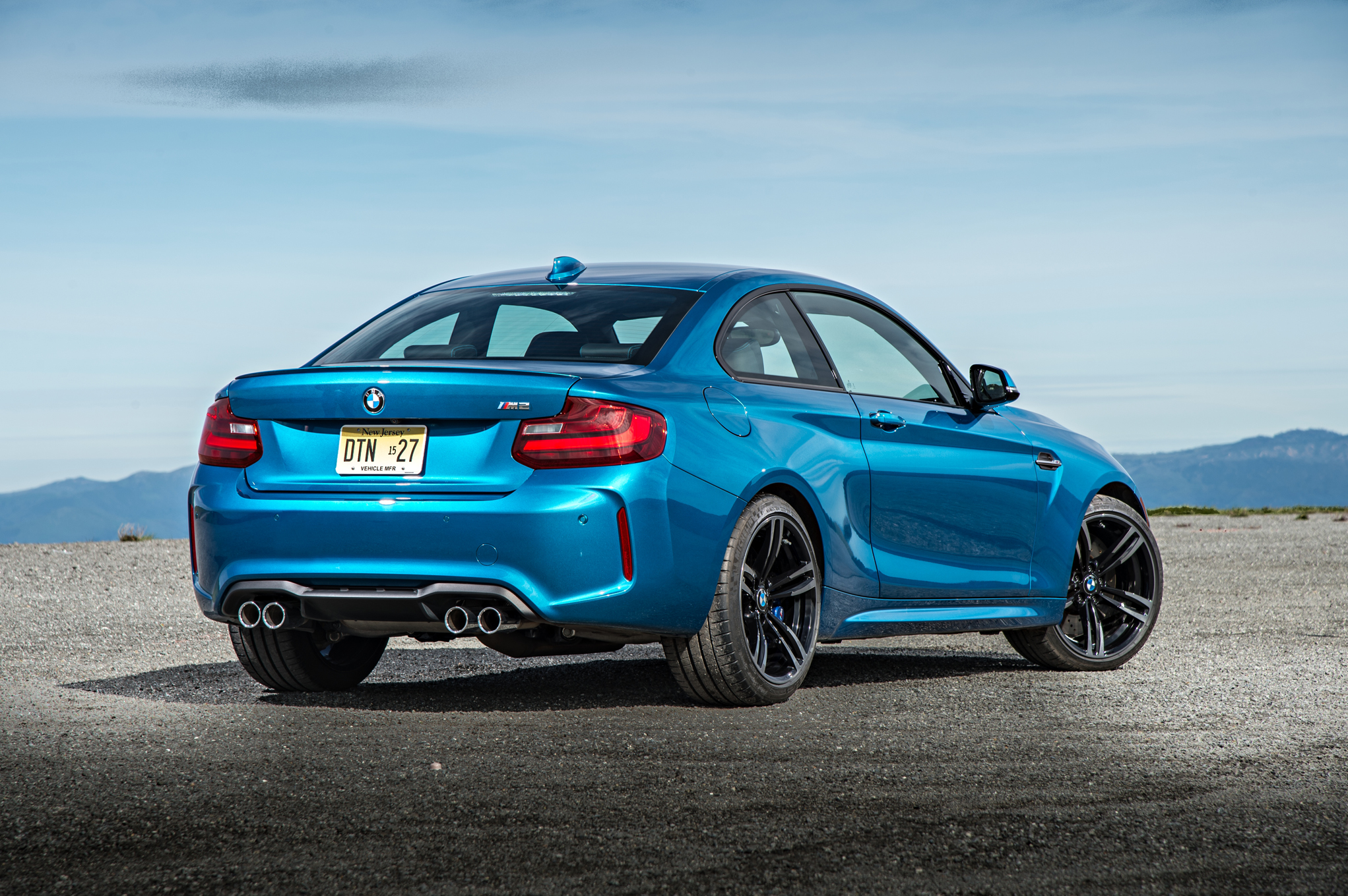 2016 BMW M2 Exterior Side And Rear (Photo 25 of 61)