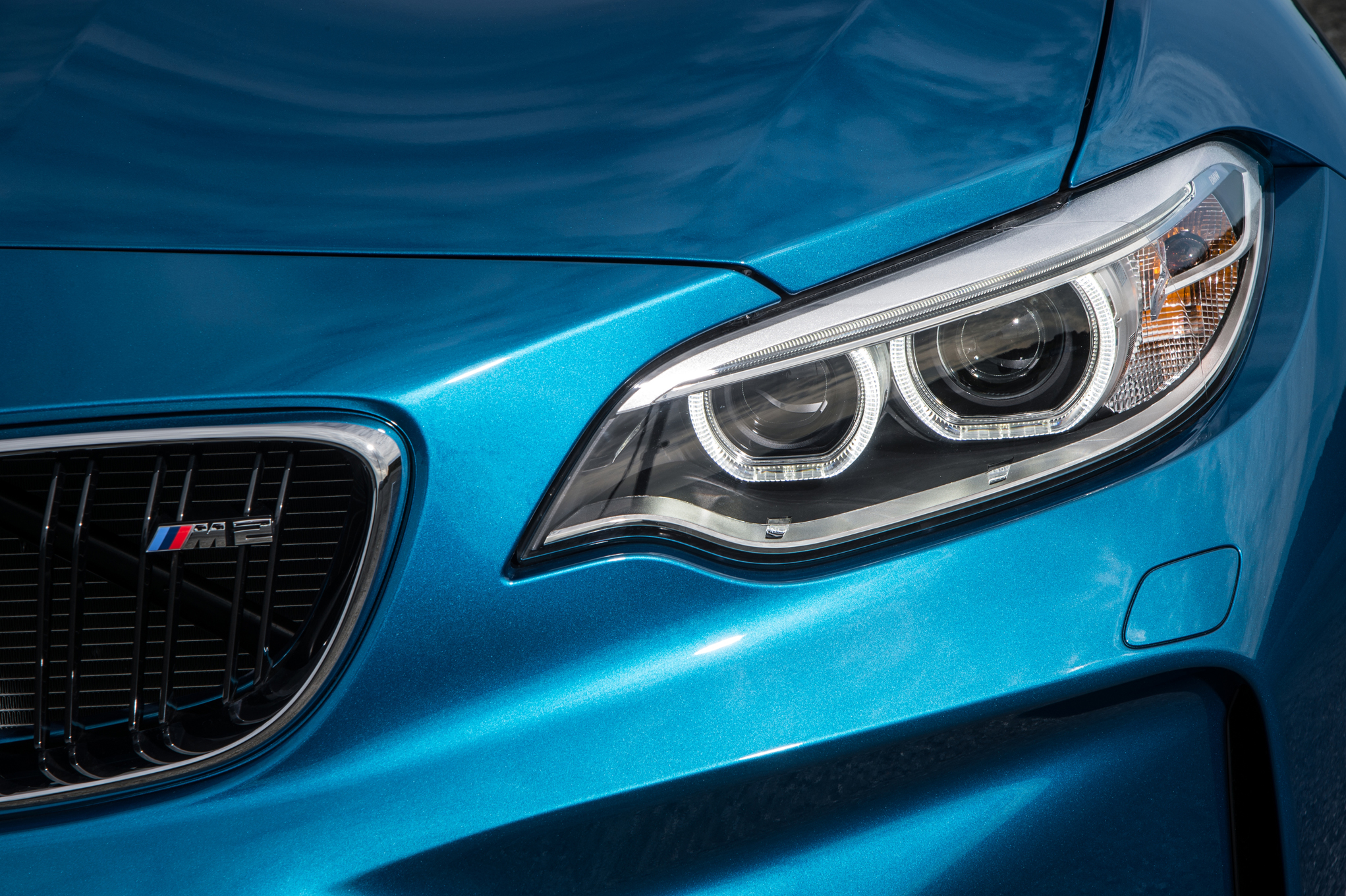 2016 BMW M2 Exterior View Headlight (Photo 29 of 61)